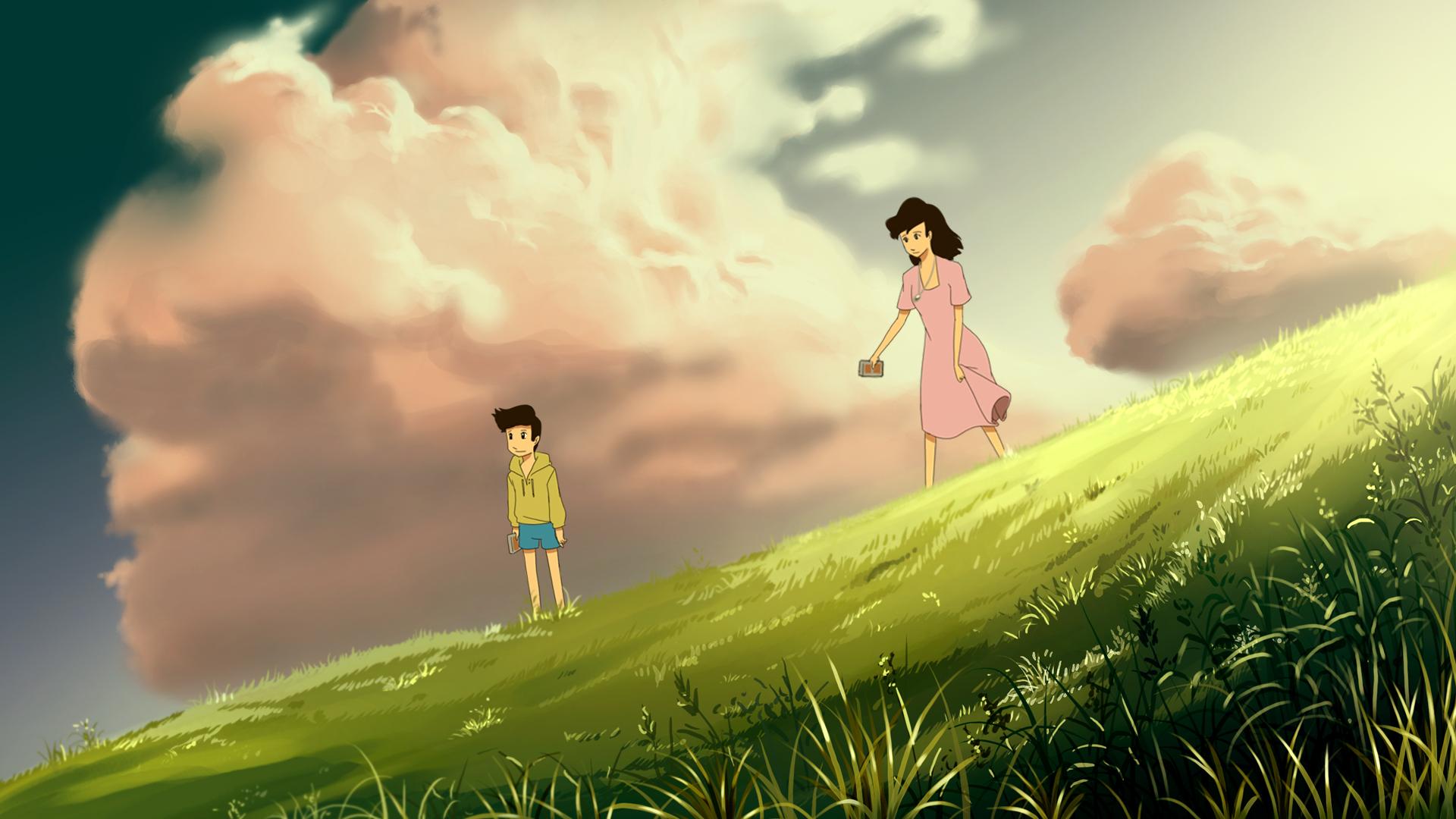 Arrival: A Short Film by Alex Myung