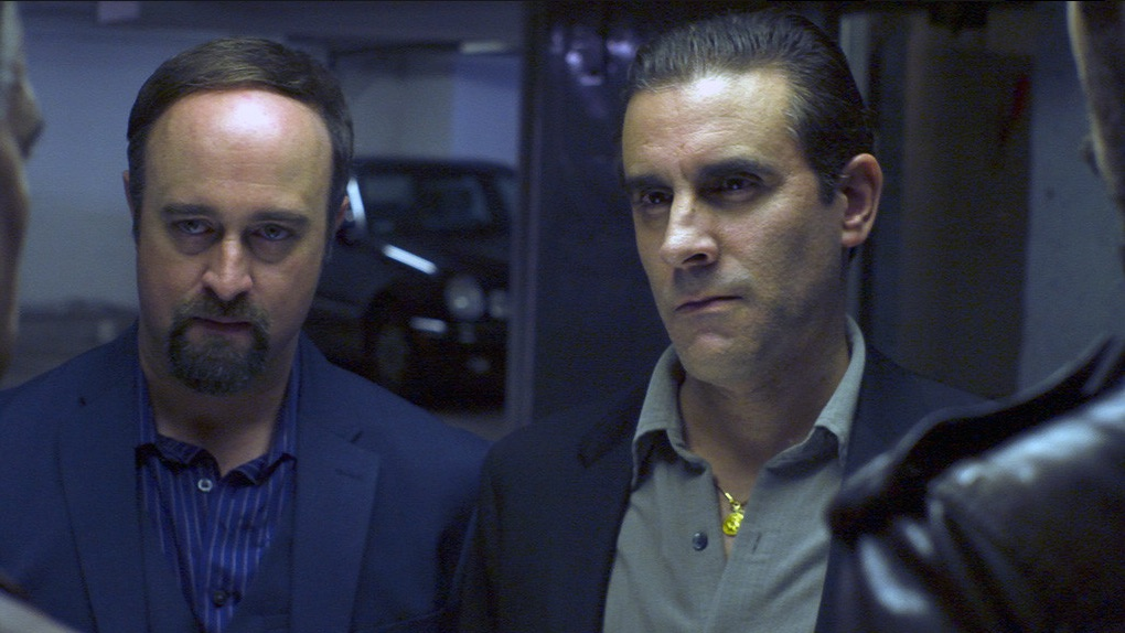 Will Brunson & Nick Vargas (Sammy & Rocco) confront members of the NY Mafia - Season 2