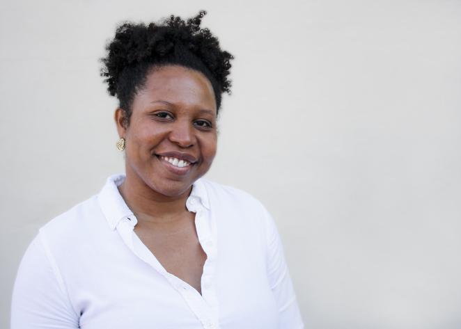 Charlotte  Writer/Director Angel Kristi Williams