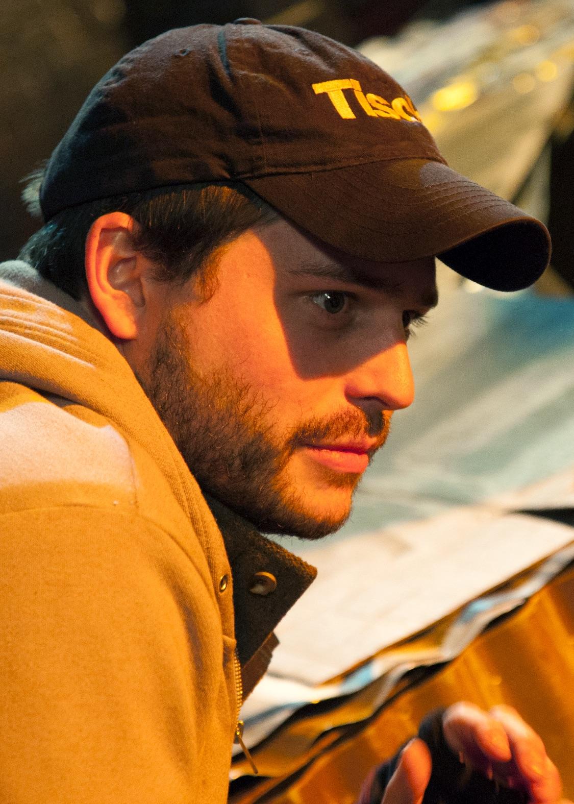 Helio Director Teddy Cecil.