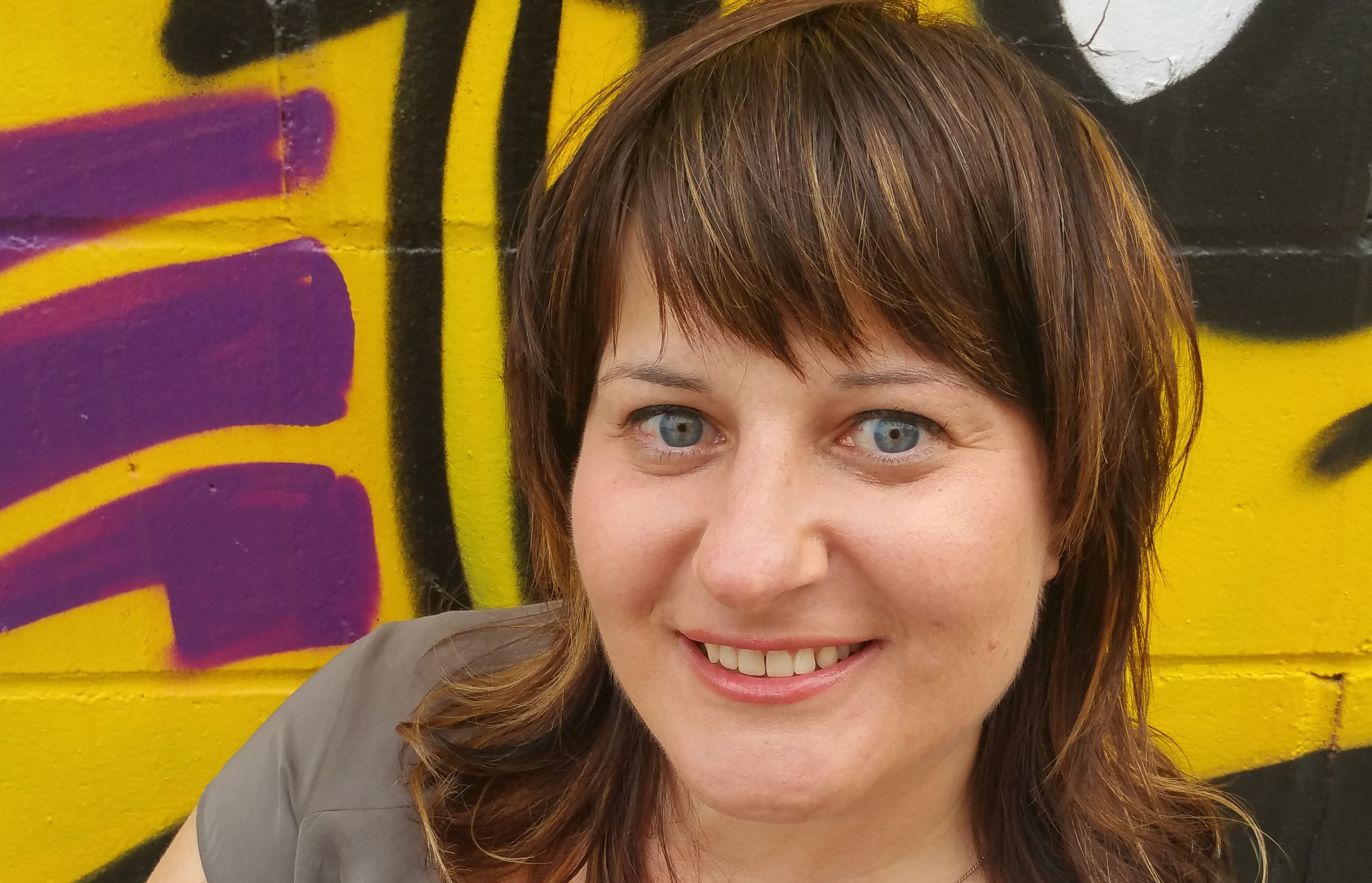 Writer/Director Denise Papas Meechan