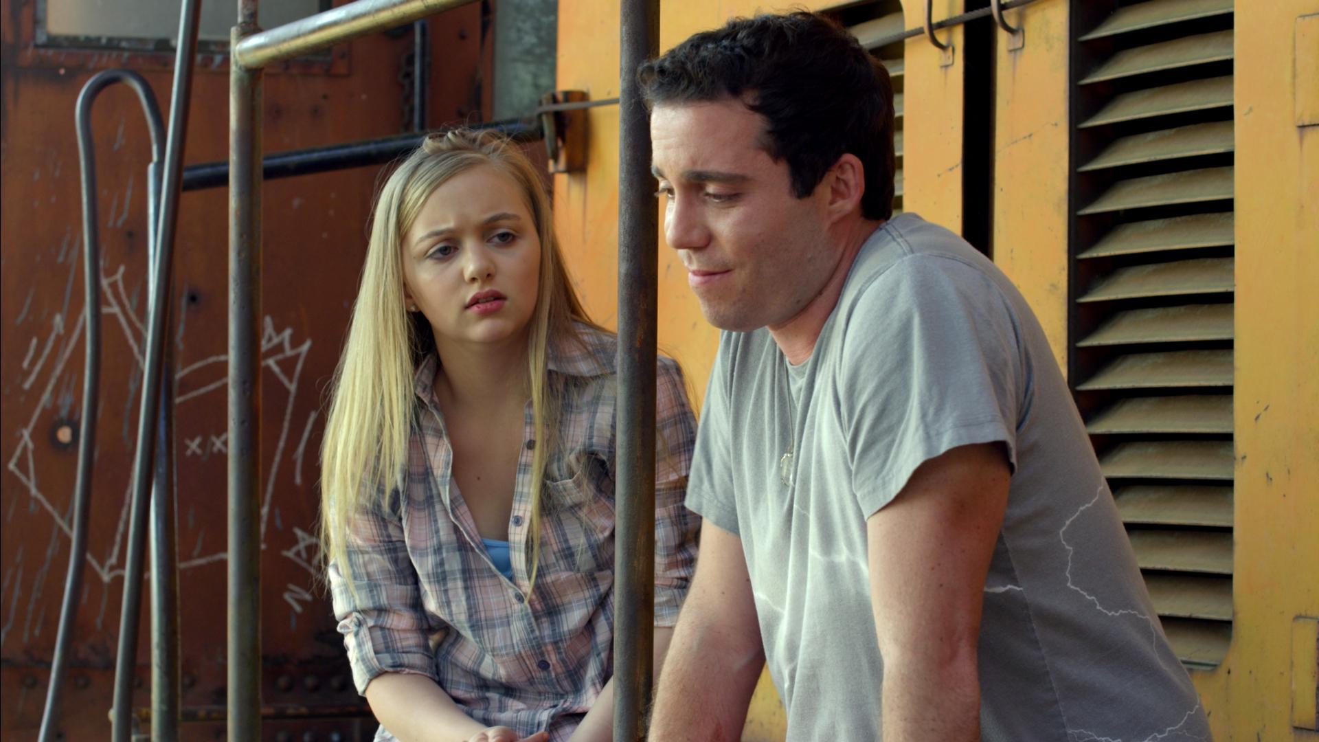 Ty (Cam Owen) comes up with a grand plan to help Allie (Maddie Nichlos) raise money for Julliard.