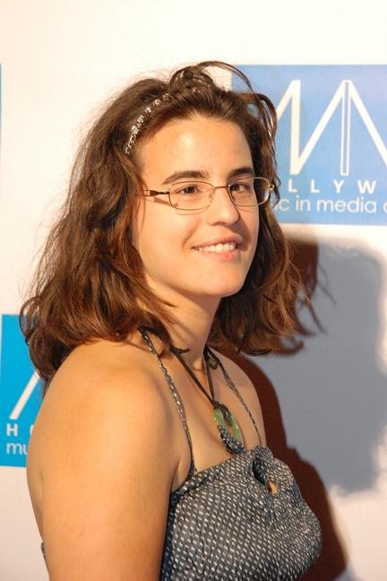 AU FIL DE L'EAU (on flying water) Producer and Composer Julia Pajot
