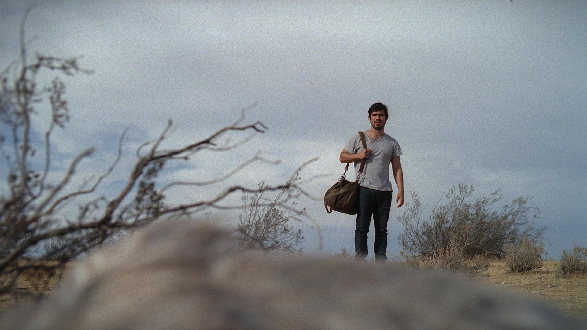 Limbo - Raúl Castillo stumbles across a dying dog in the middle of the desert
