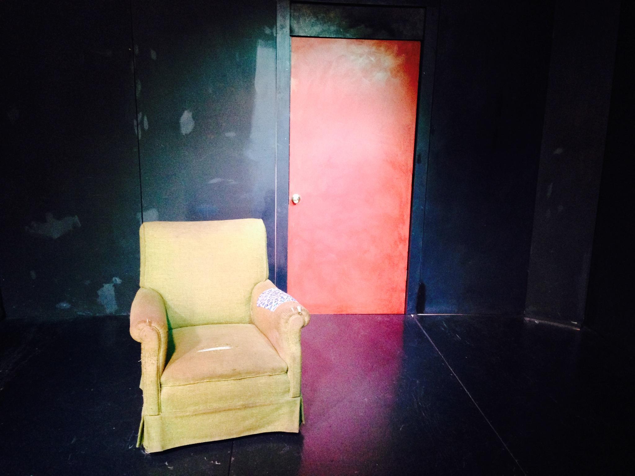 LONGSHOTSVILLE - Metta Theatre (black box theatre) in Taos, New Mexico.