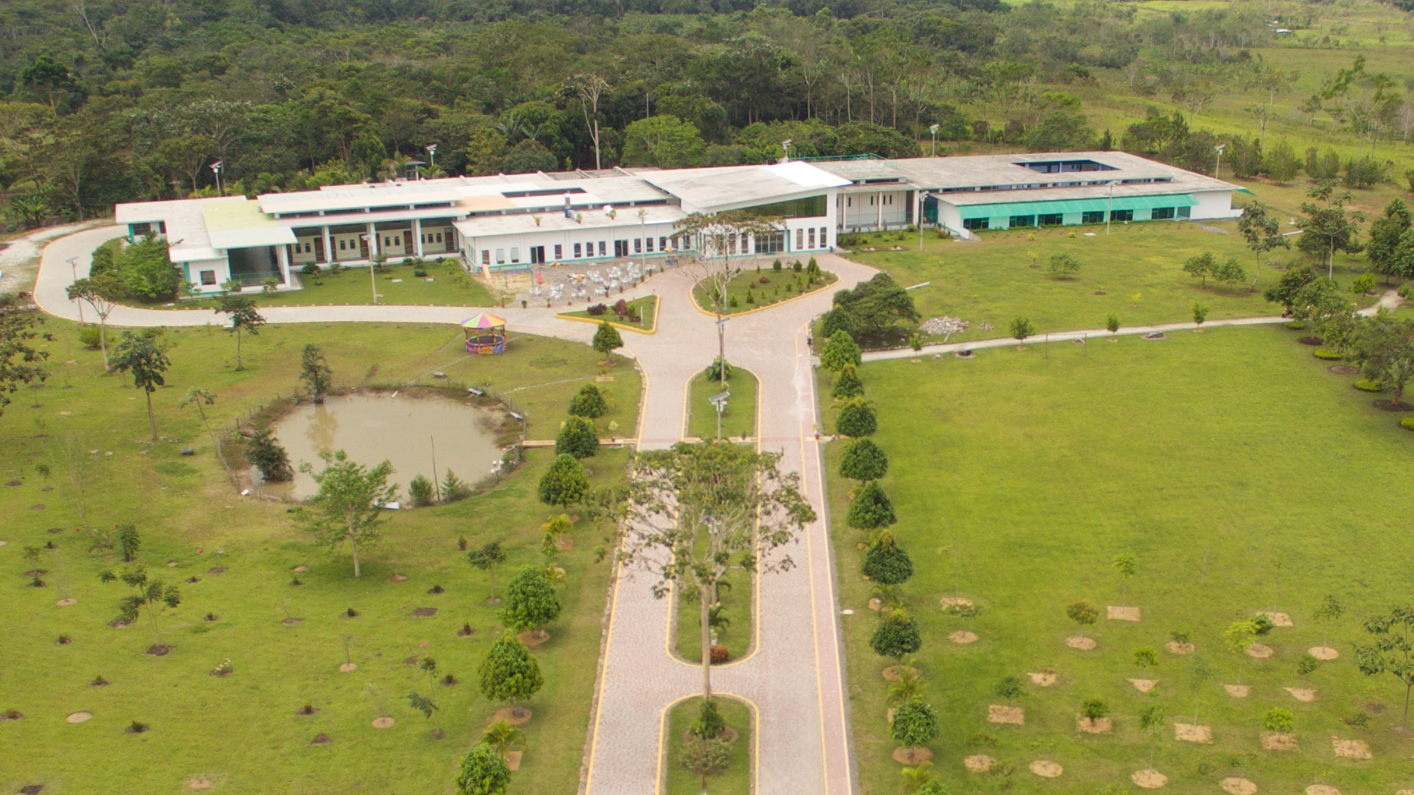 "Yantalo, Peru hospital in 2015.  ""Mortality of Dreams""  documentary.  Photo Credit: Josh Gibson"