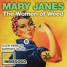 Mary Janes - Women of the Weed