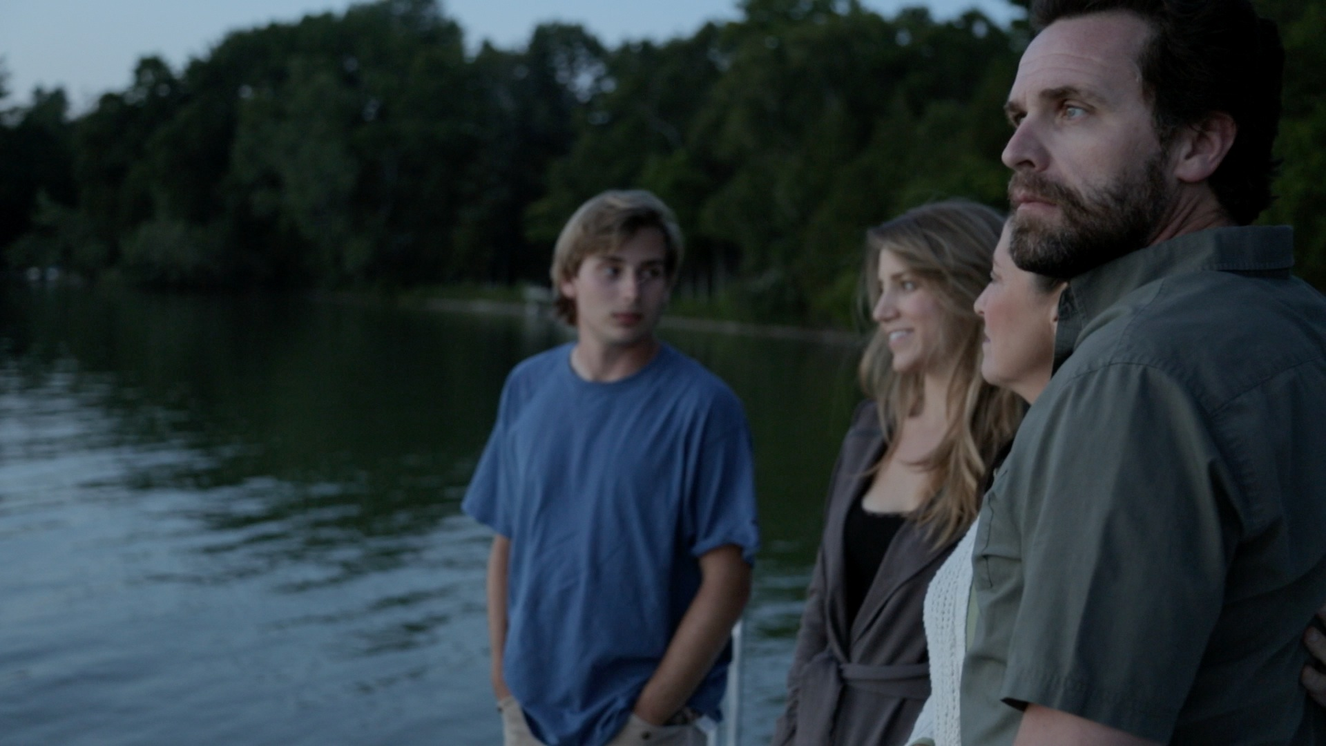June Falling Down - Evan Board, Rebecca Weaver, Claire Morkin, and Steven Koehler