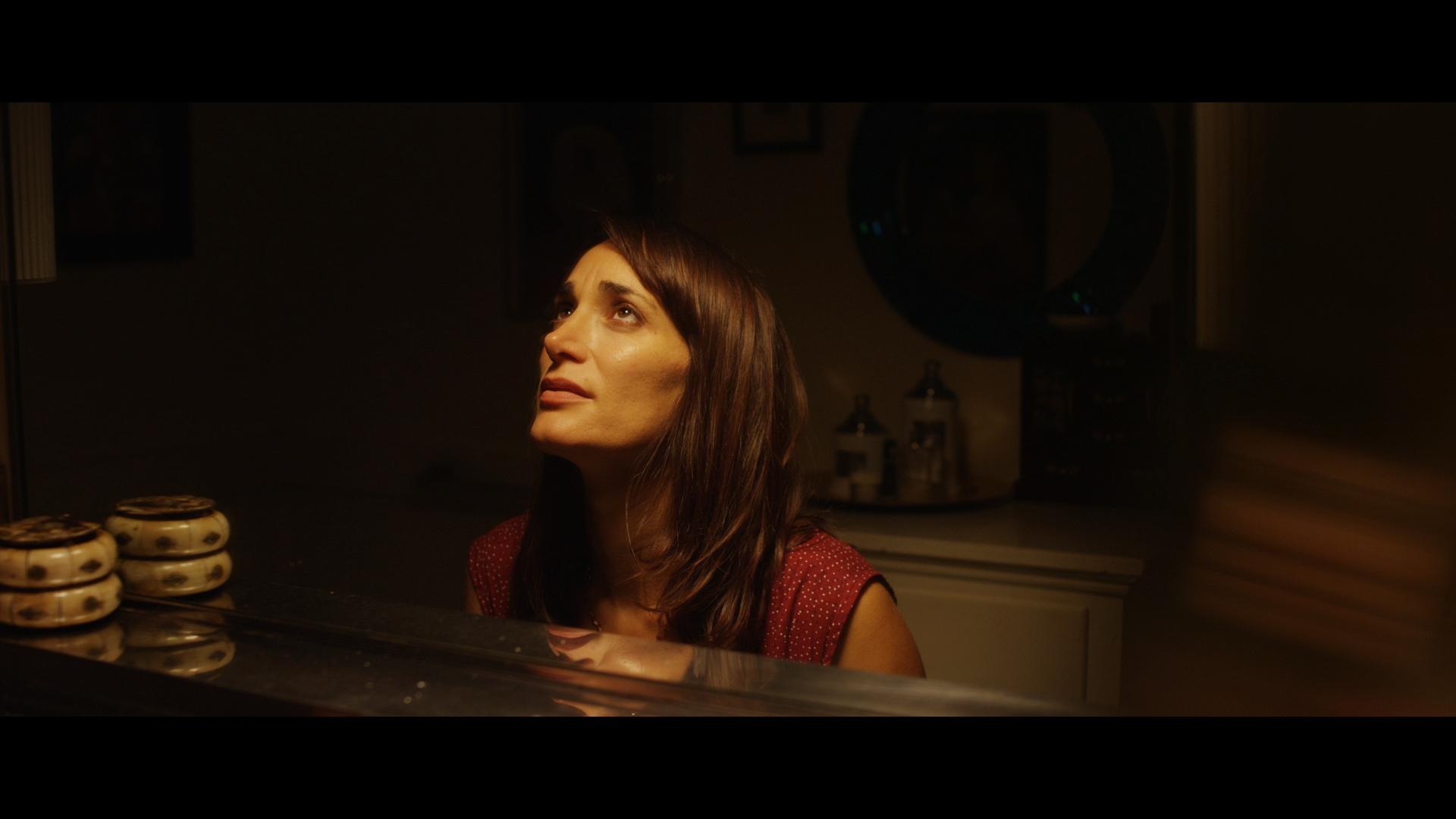 Gabriela Tollman as Clare in Somebody's Mother Director: Gabriela Tollman. Image courtesy of Bluehouse Media.