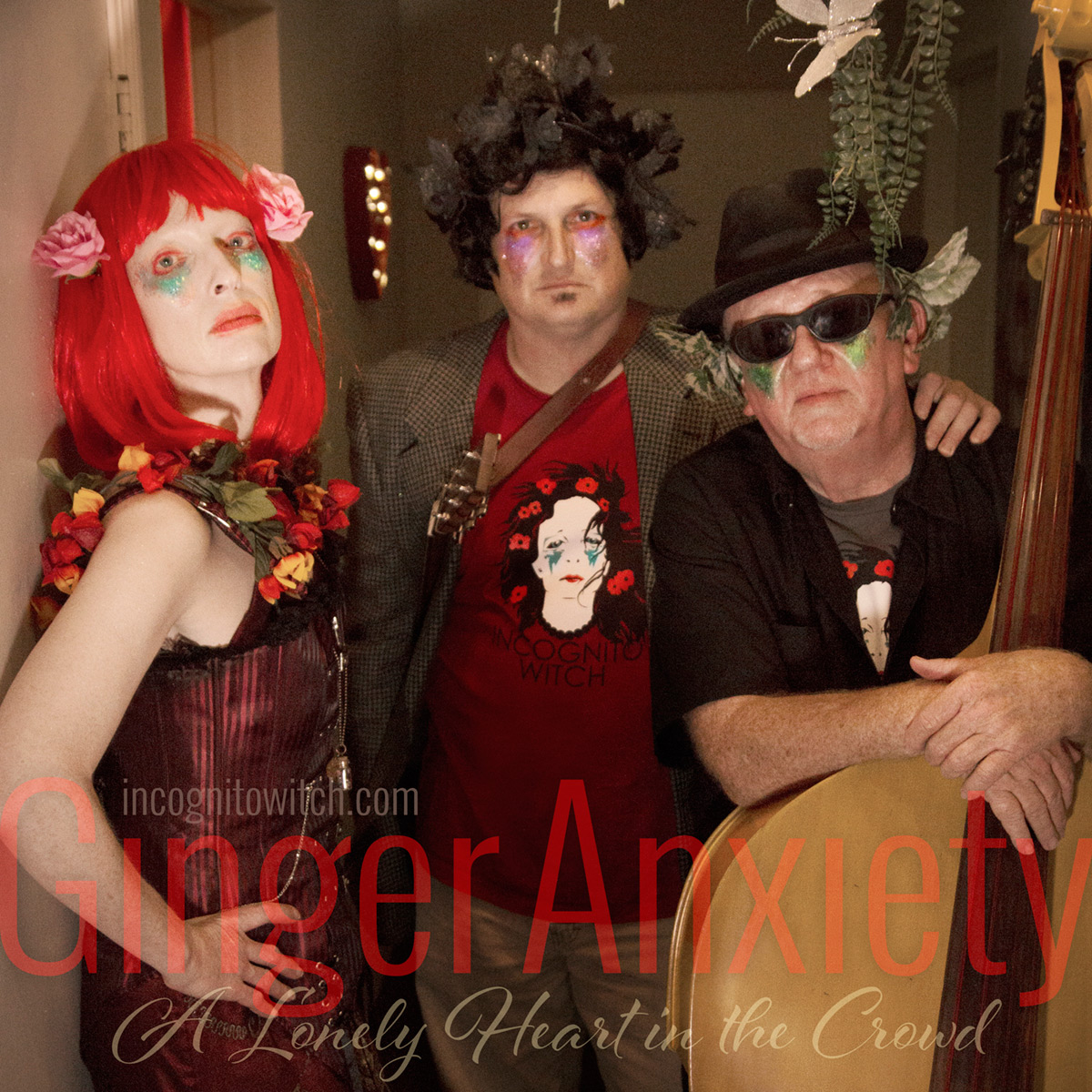 Awareness Film Festival - Ginger Anxiety Band
