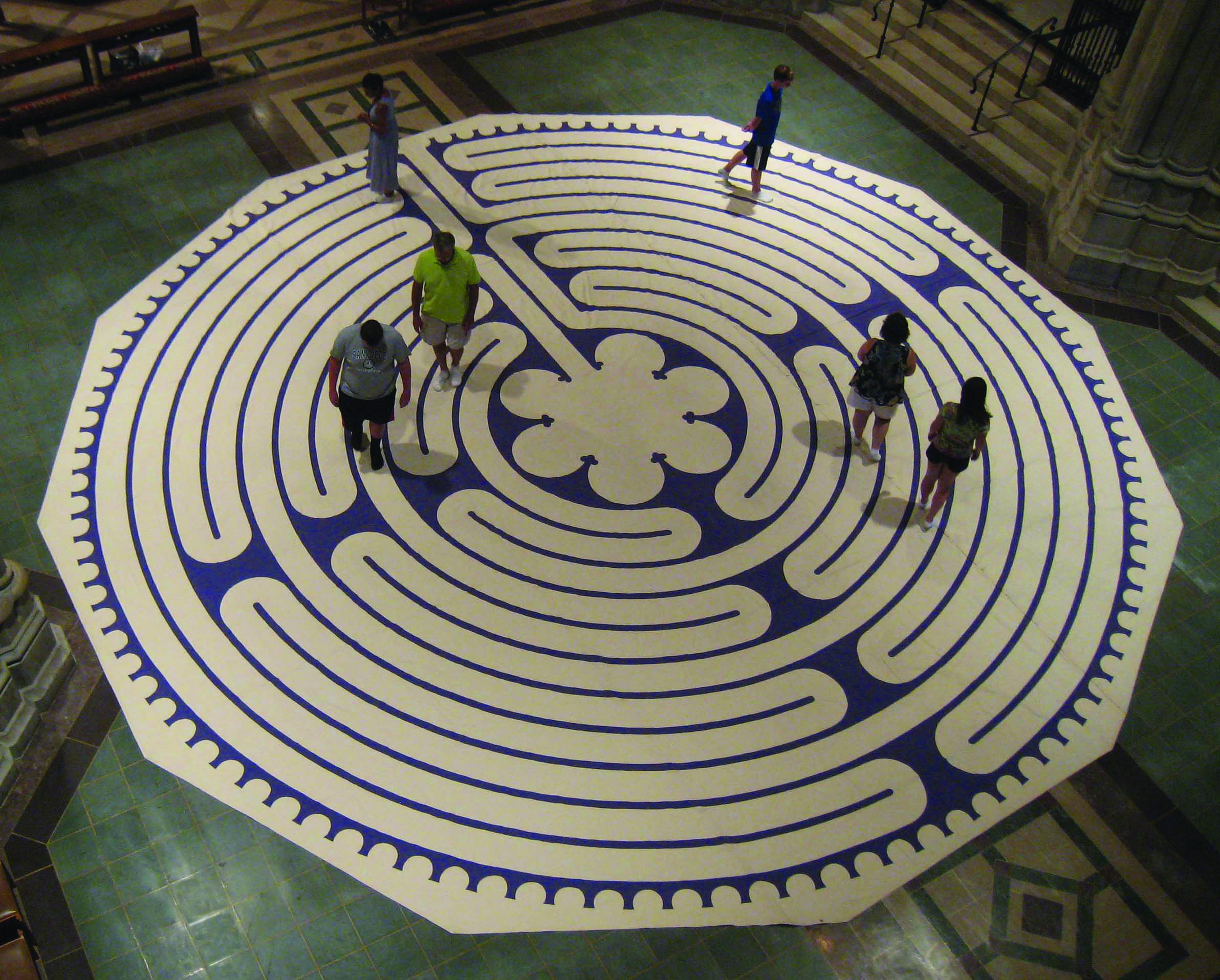 Labyrinth Journeys
