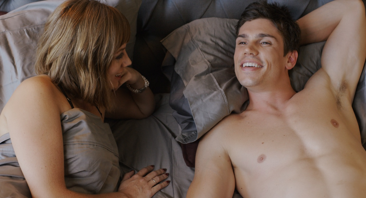 """Natalie Britton and Tanner Novlan in """"Flatbush Luck"""" (2016). Courtesy of Embrem Entertainment."""