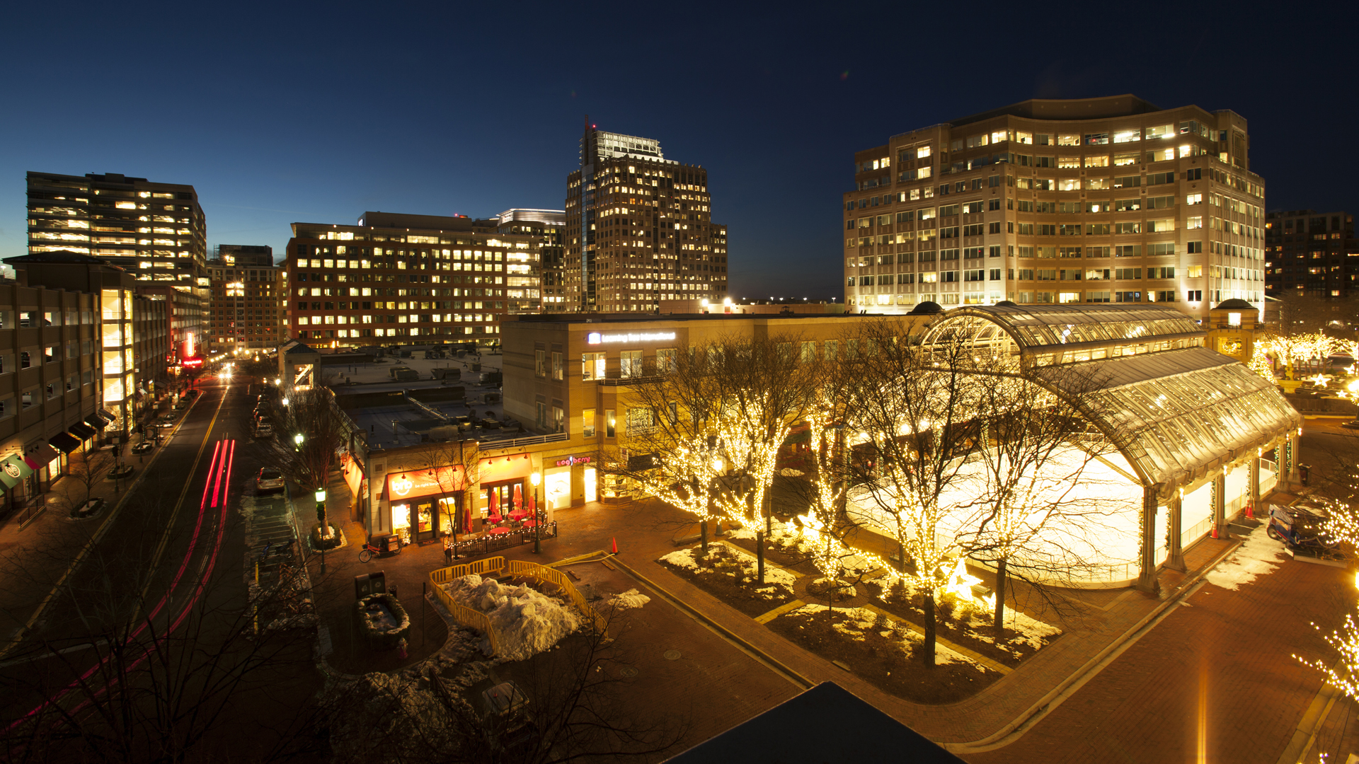 Another Way of Living: The Story of Reston, VA - Reston Town Centre