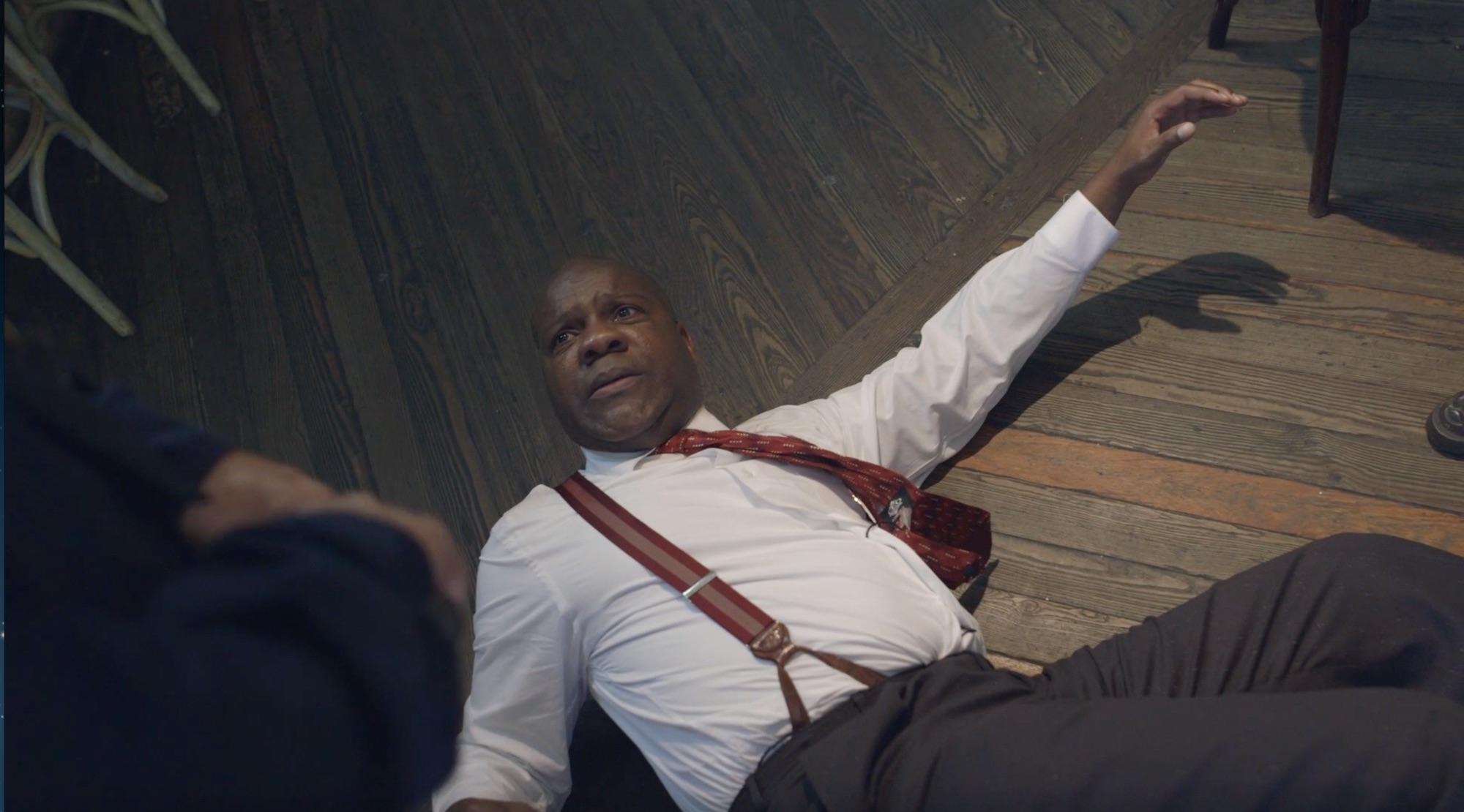Brooklyn In July - Thaddeus Daniels as Frank Walker (Photo credit - Ken Kotowski)