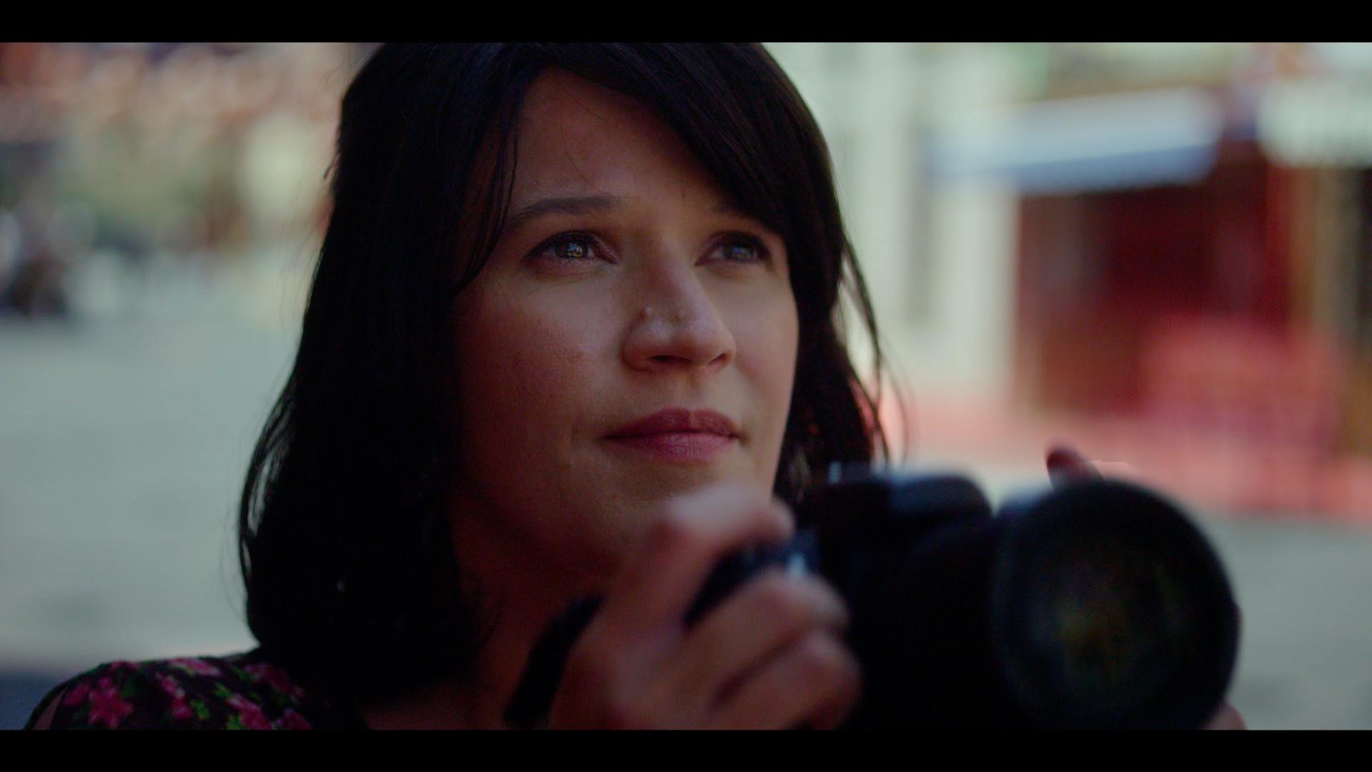 Nan, played by Rebekah Tripp