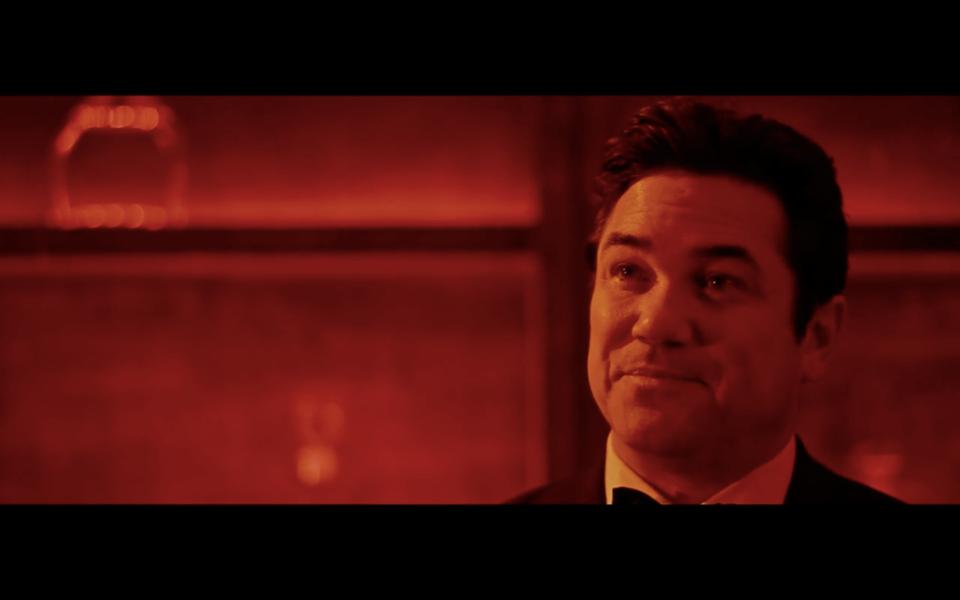 """Dean Cain as """"Maxwell"""""""