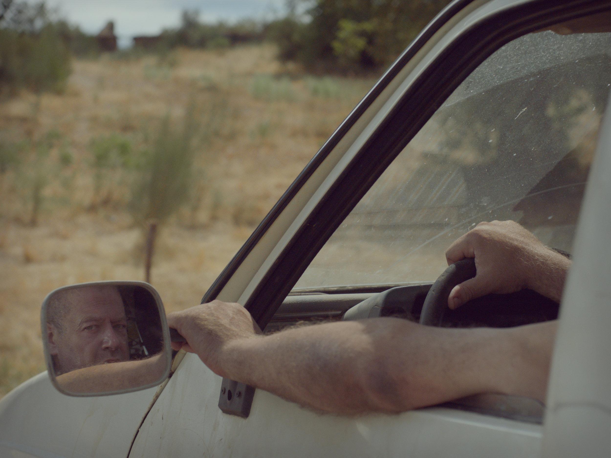 "Paco Hidalgo as ""The stranger"". Friend or Foe."