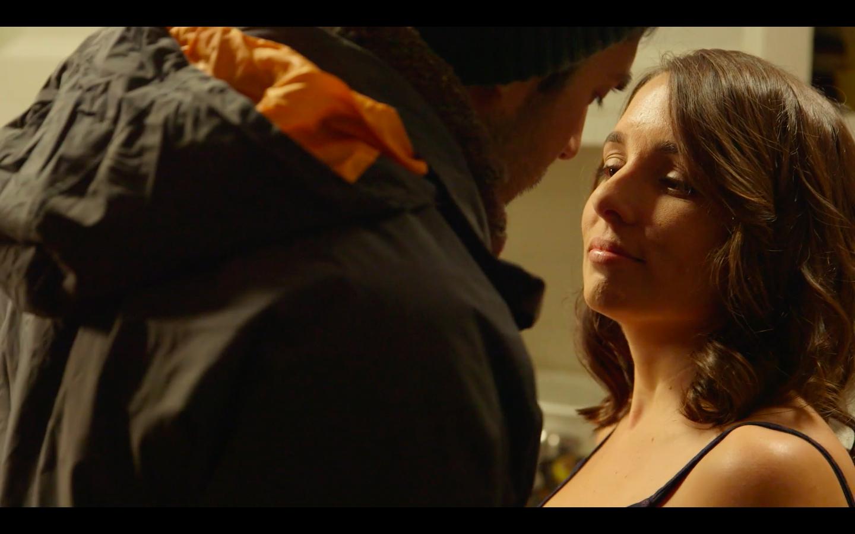 Simone (Gemma Yates-Round) and Henry (Tai Hara) in Final Resting Pose