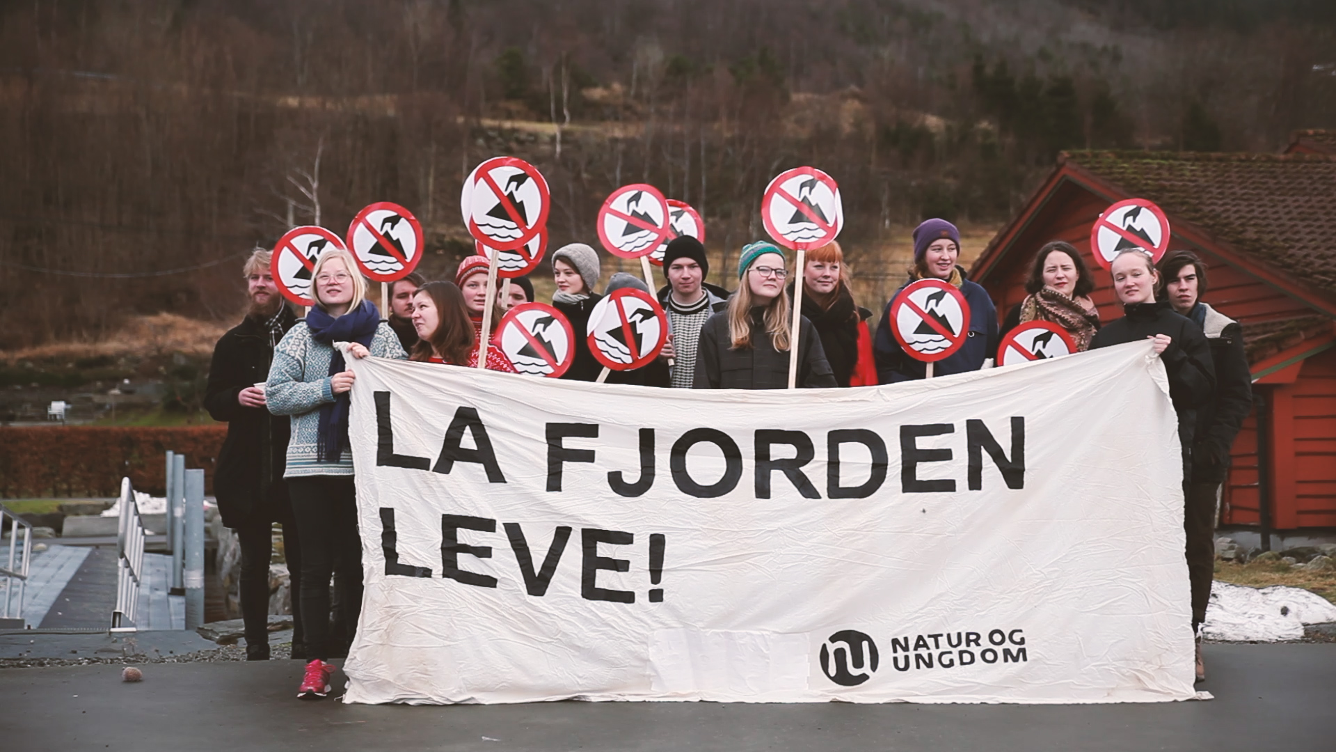Illegal Activists: The Battle for Norway's Fjords