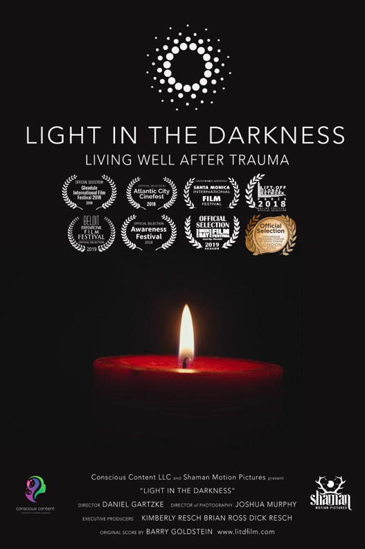 Light in the Darkness: Living Well After Trauma poster