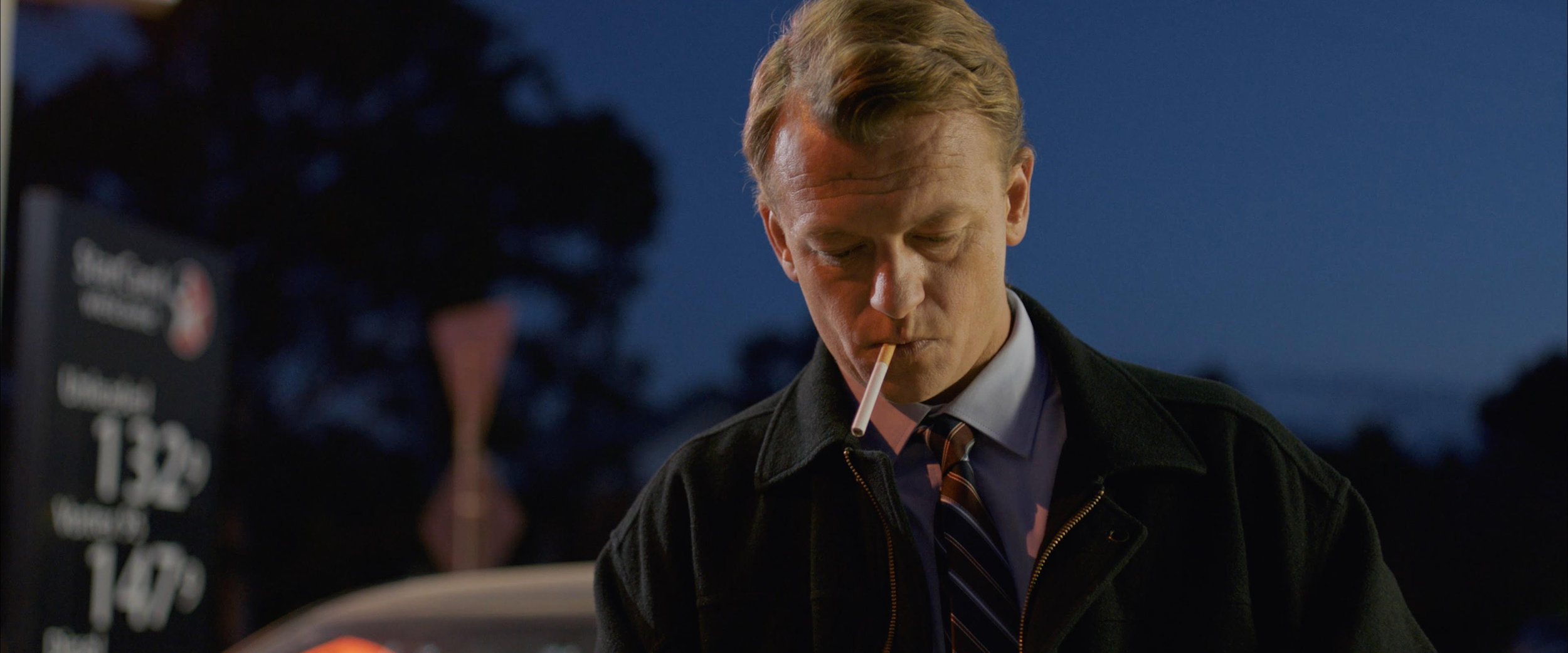 Sam O'Dell as Detective Jack Cahill