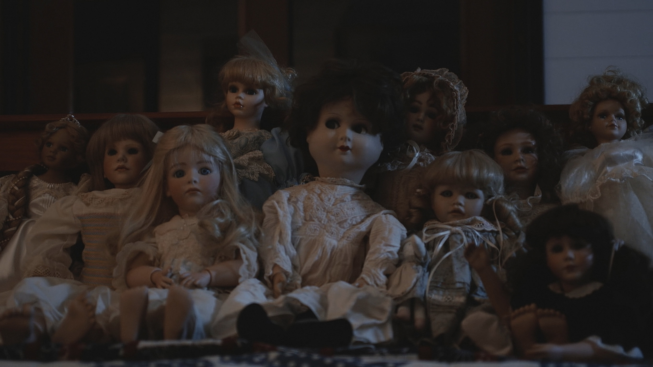 The dolls from Dolls