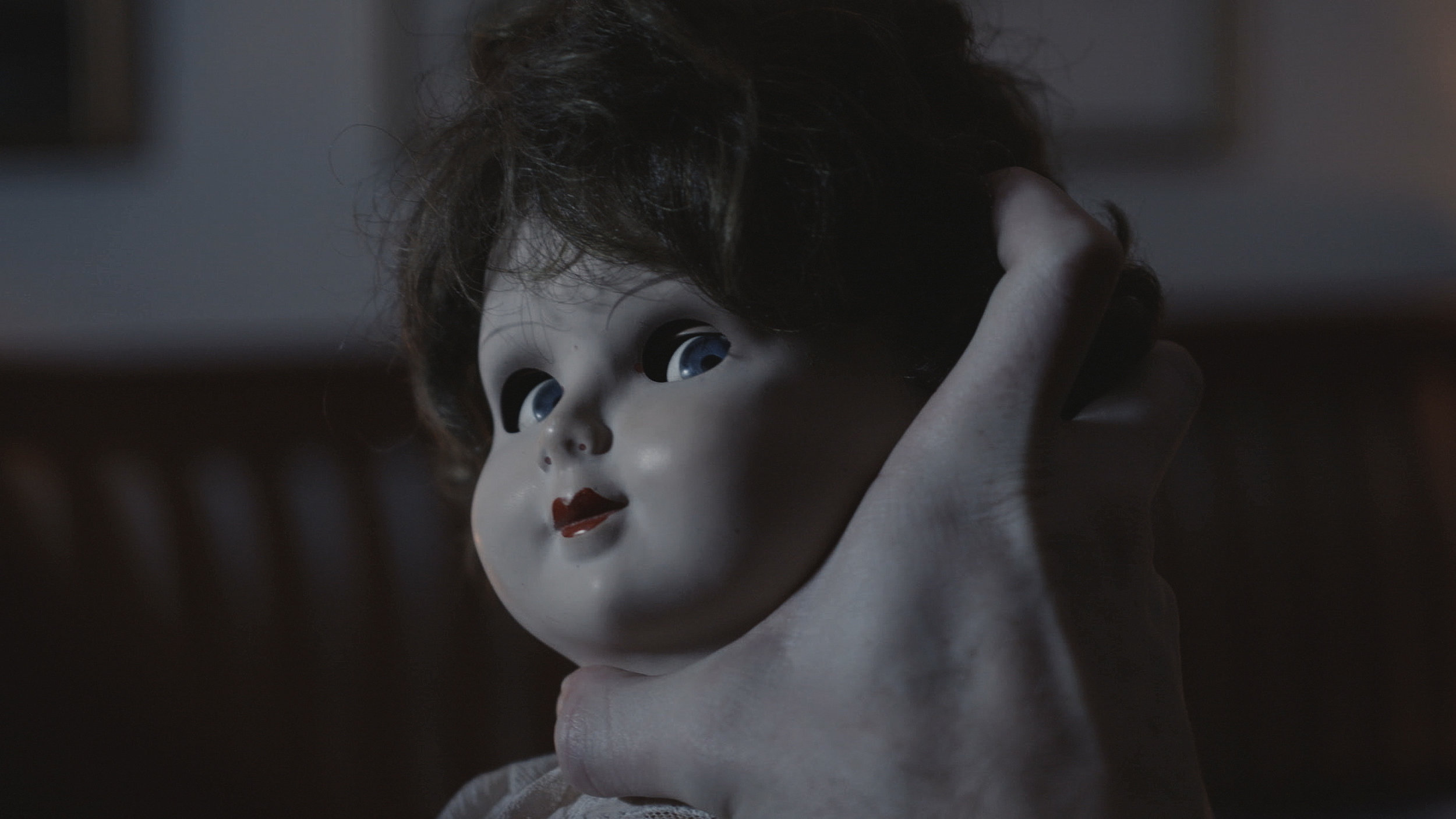Betty, the plucky protagonist in Dolls