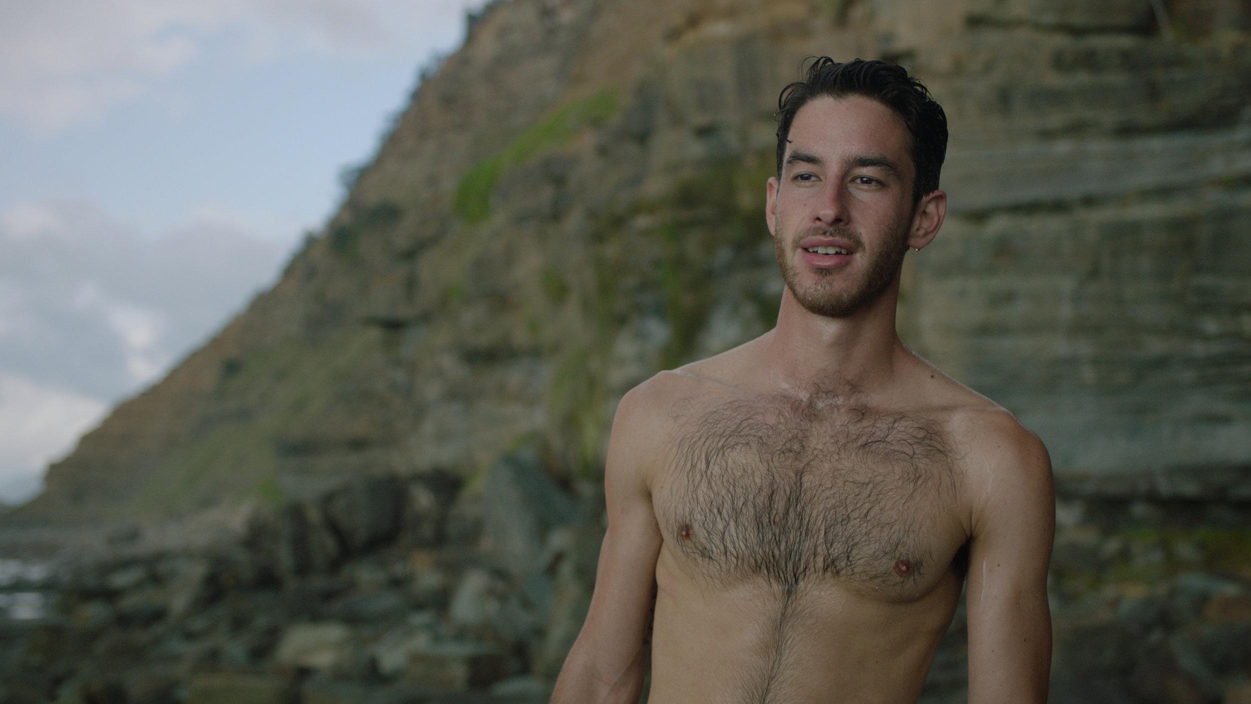 Adam Marks in 'Black Lips'