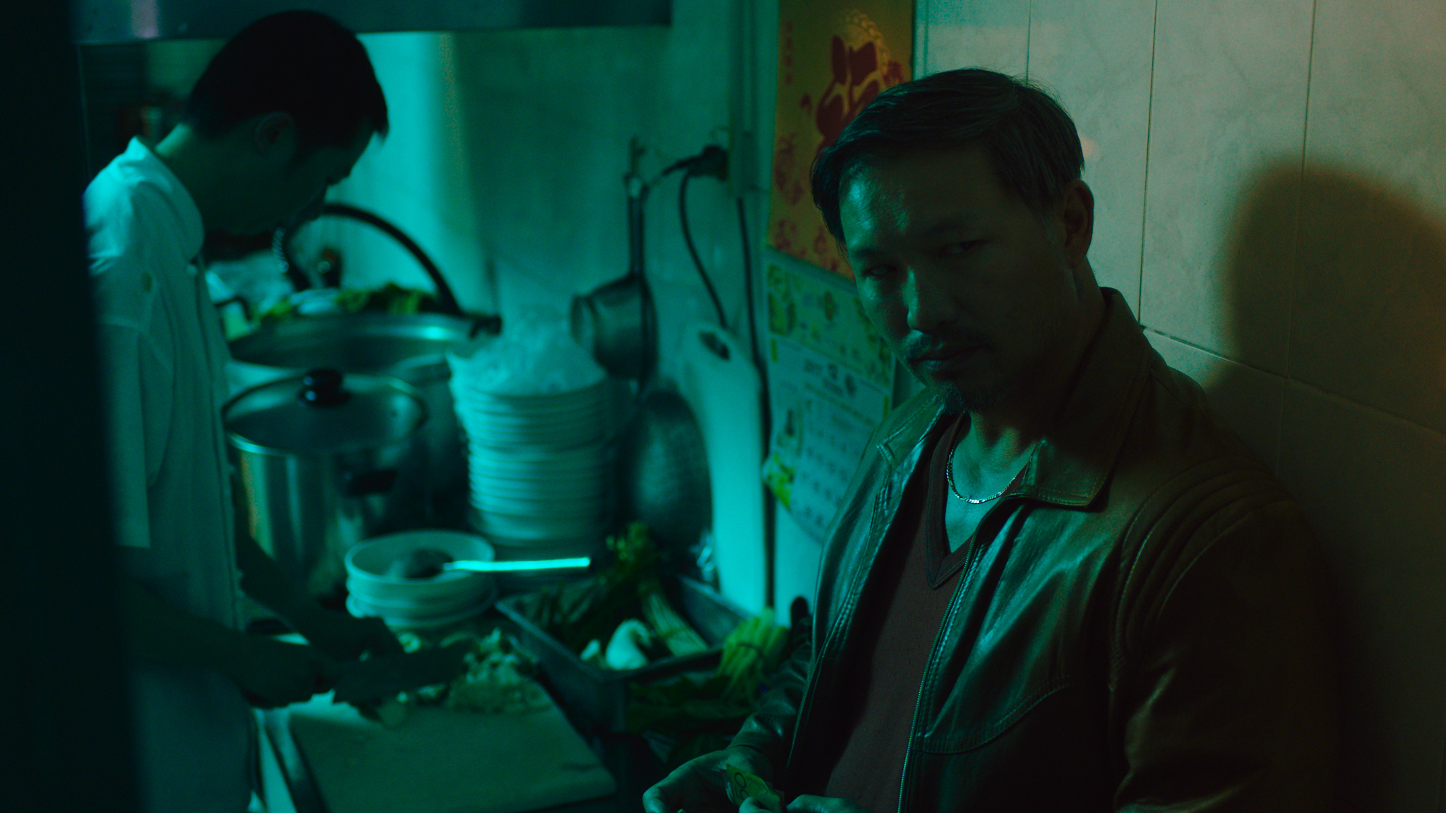 Jason Chong in 'Black Lips'