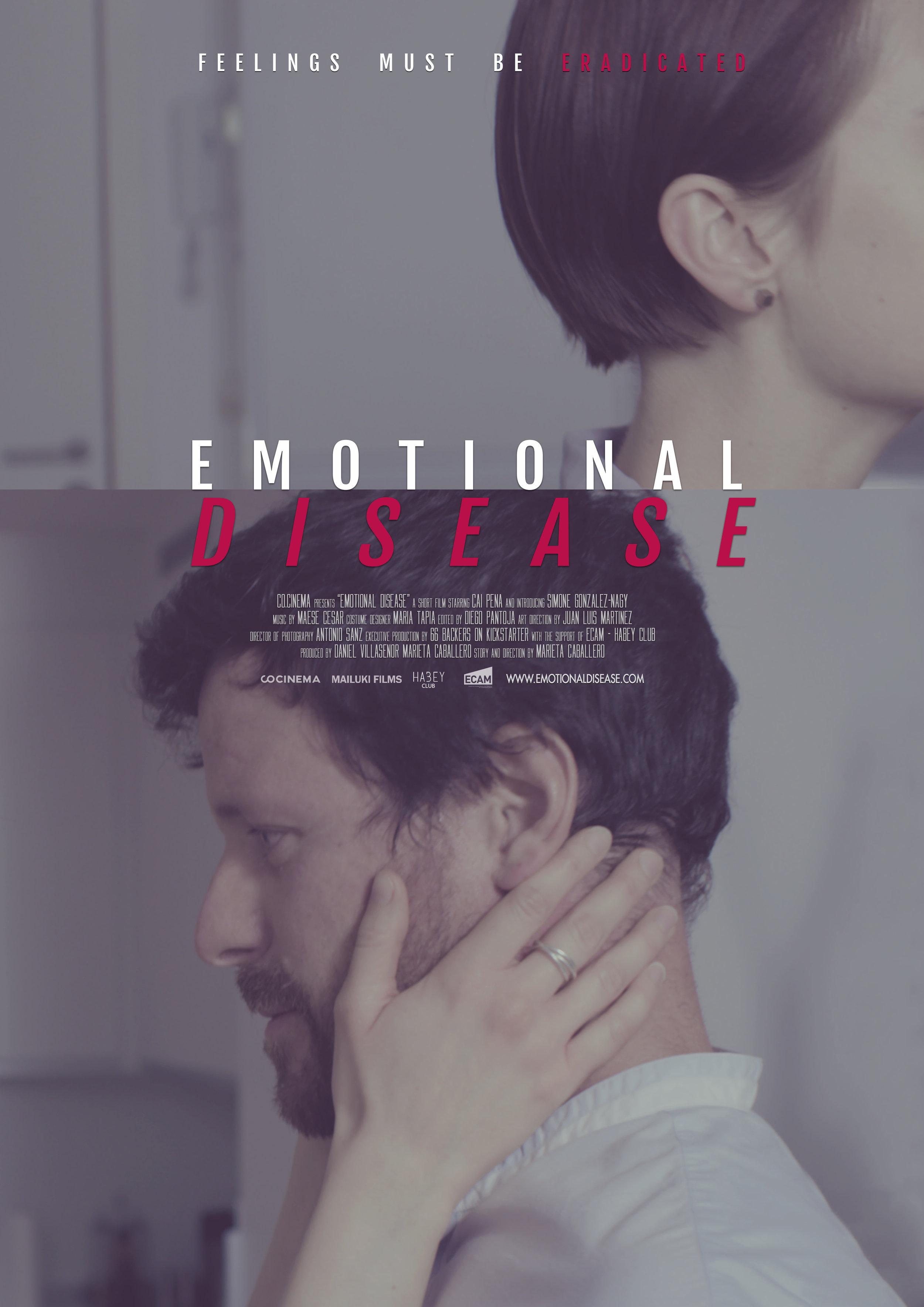 Emotional Disease poster