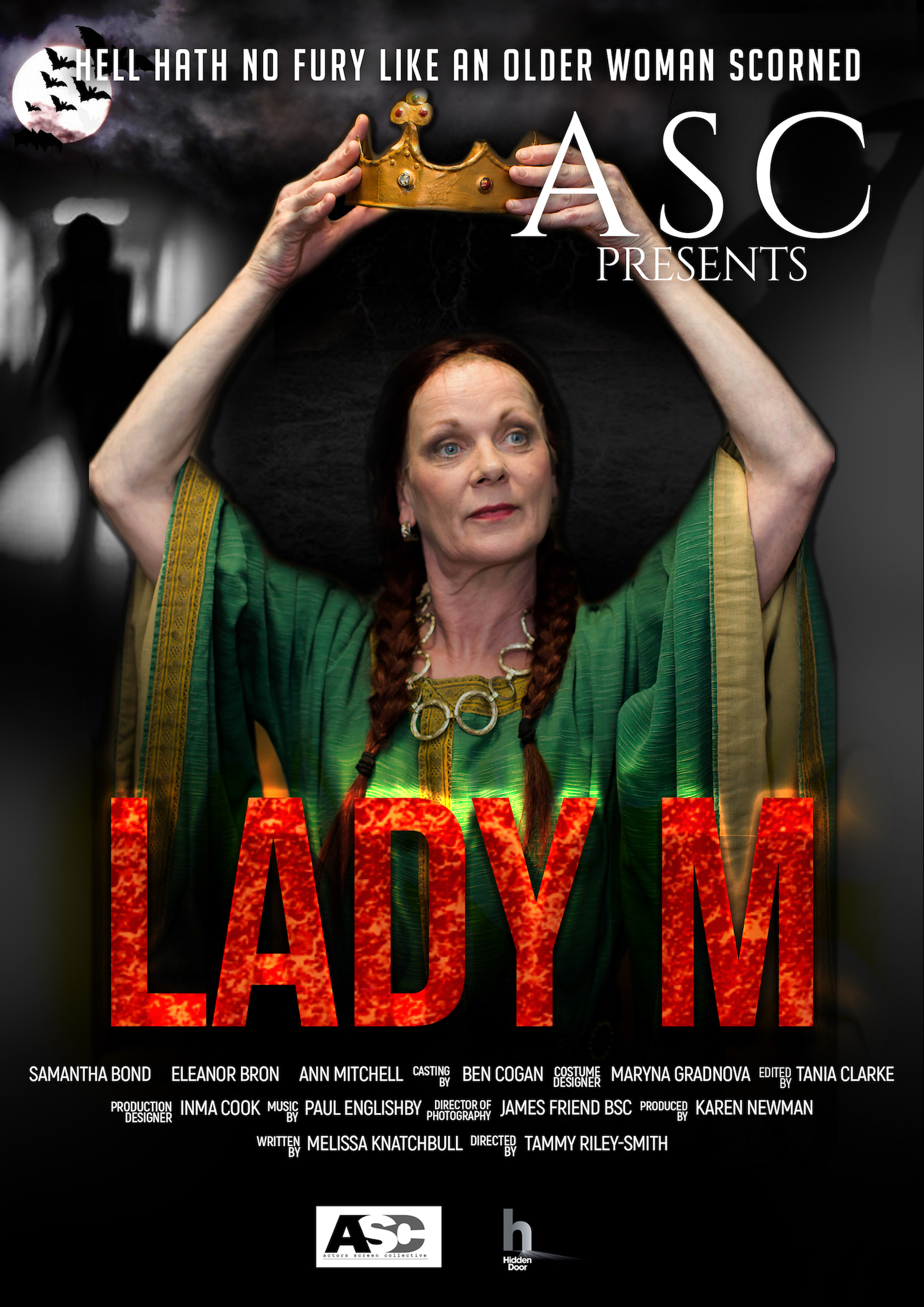 Lady M poster