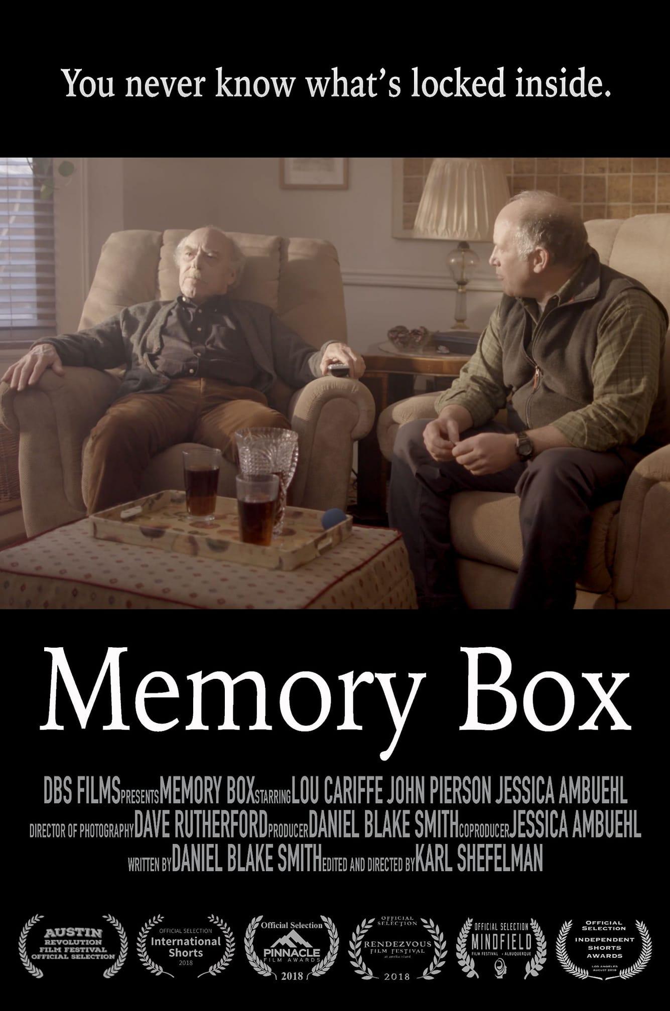 Memory Box poster