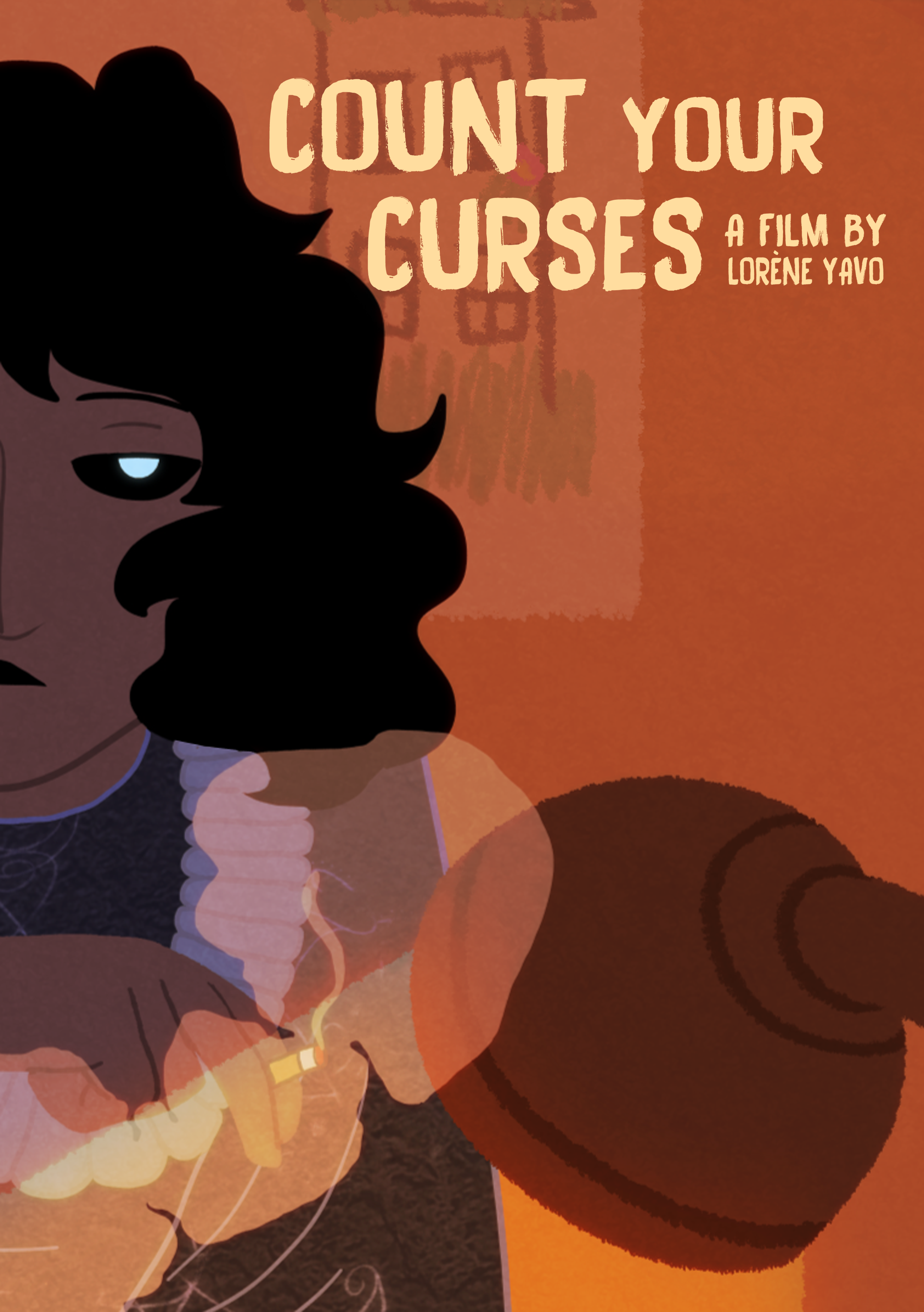 Count Your Curses poster