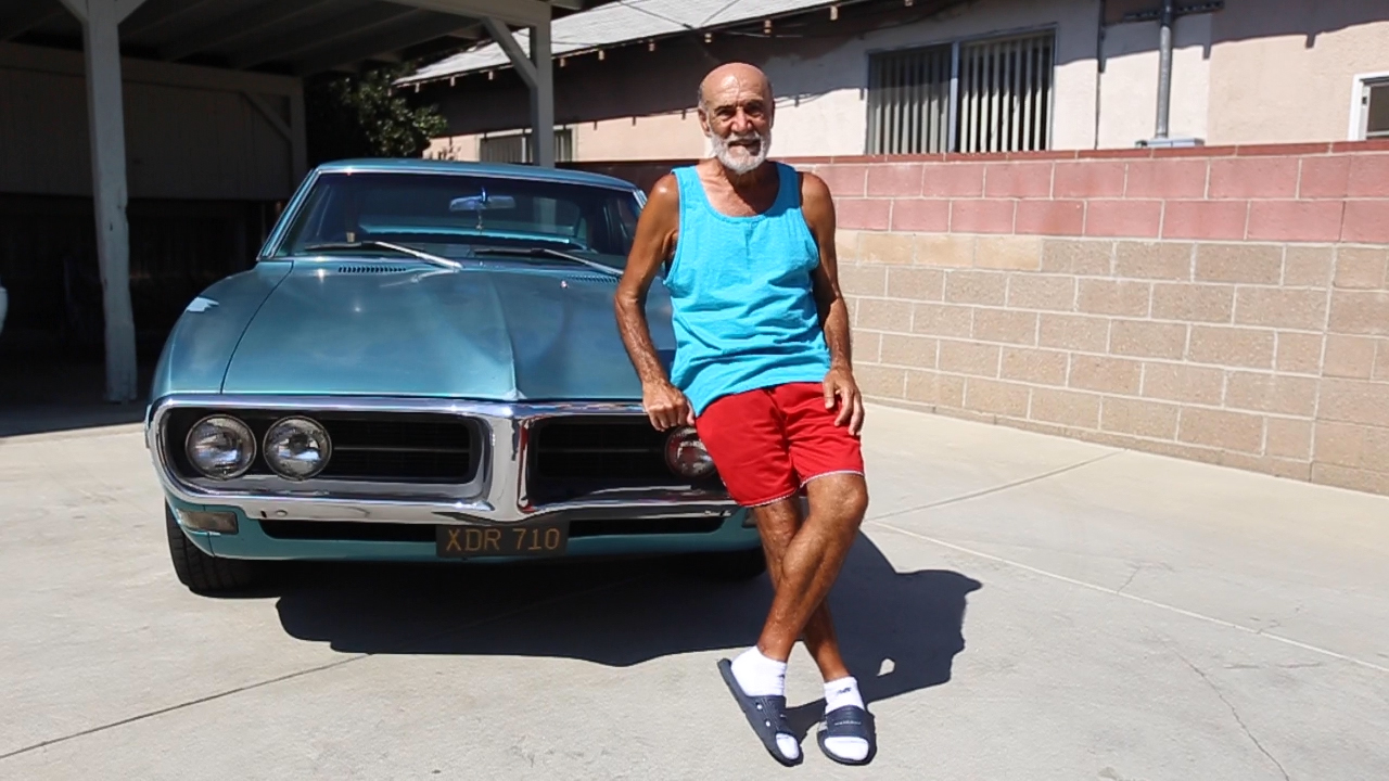 The Running Man of Pasadena