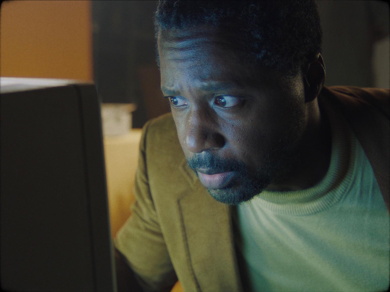 DeJean Brown as Daryl Mundi in Who You Are. Dir. Joel Jay Blacker. Shot by Tanner Hall.