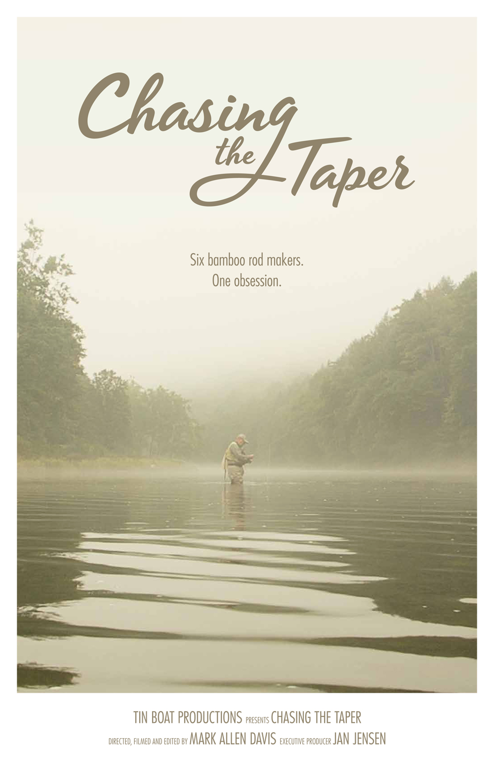 Chasing the Taper poster