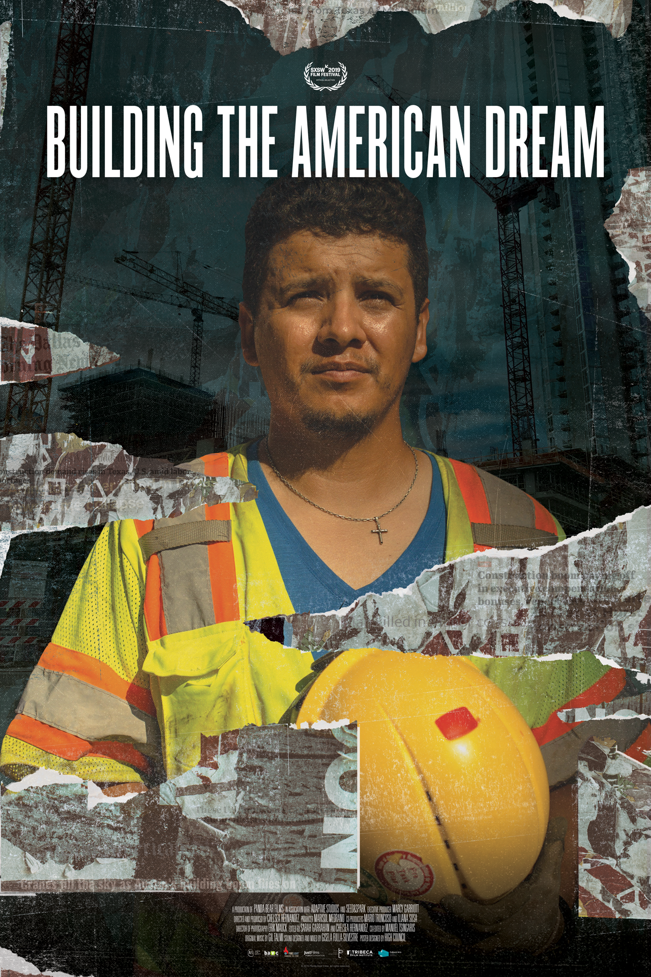 Building the American Dream poster