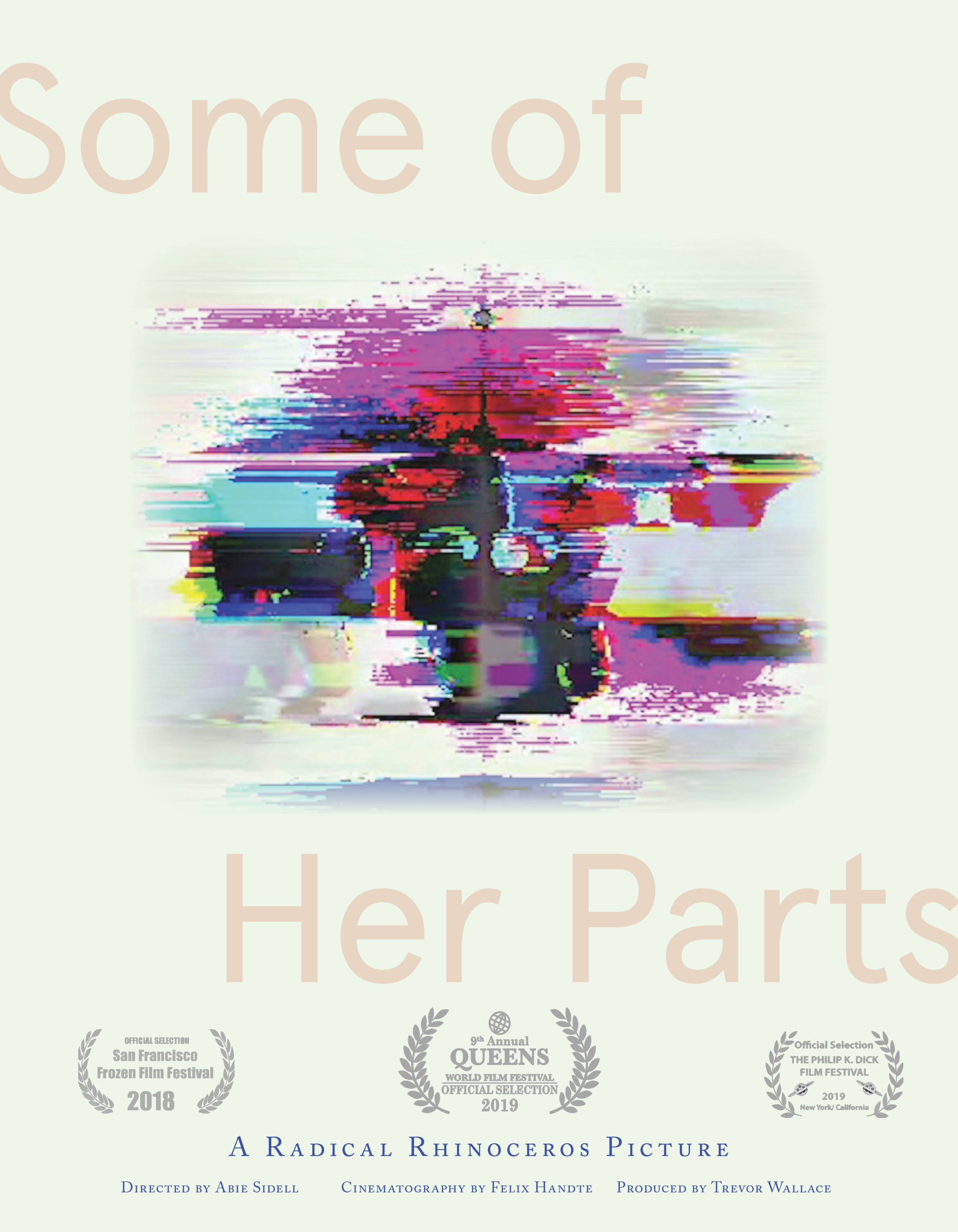 Some of Her Parts poster