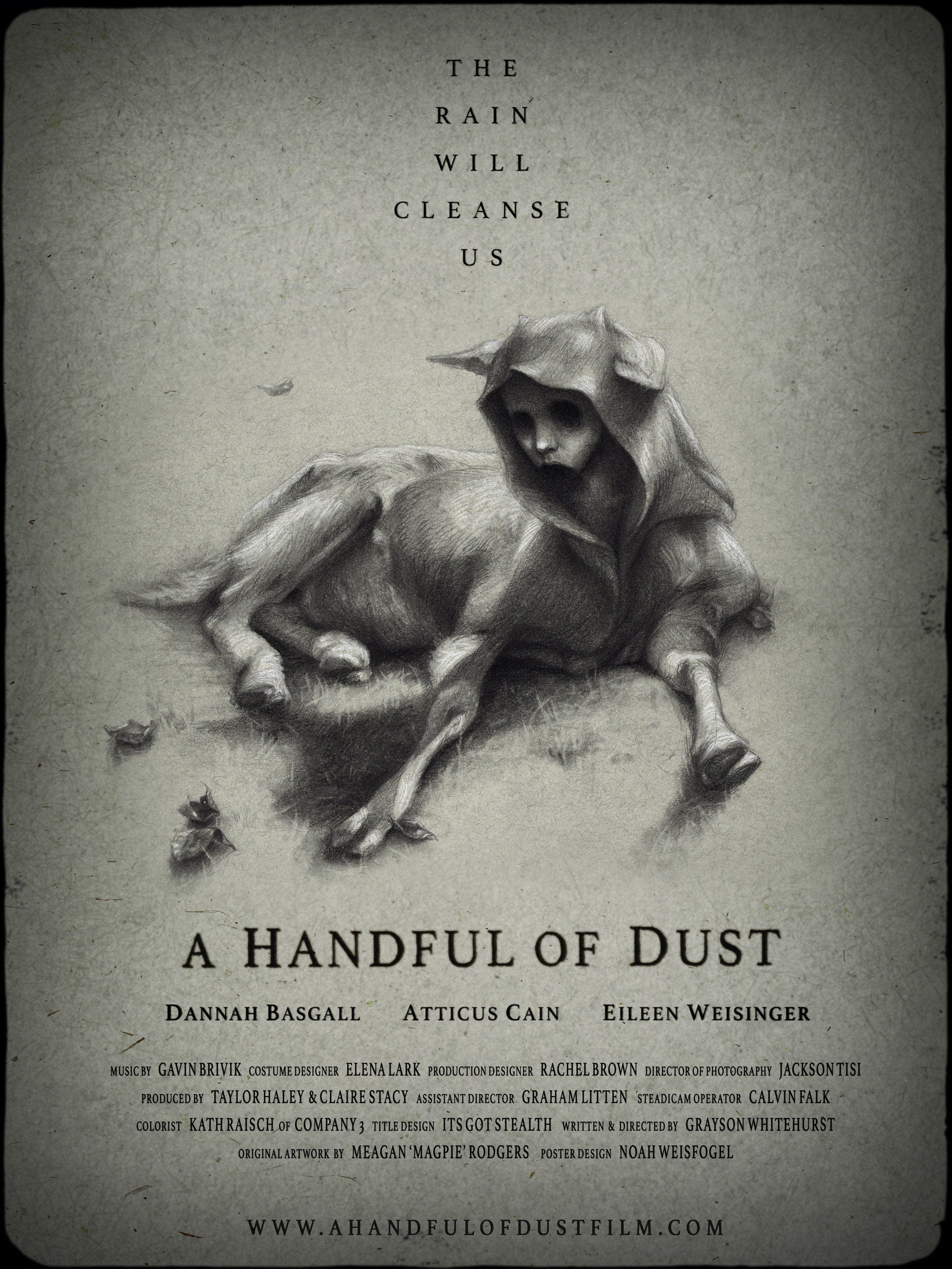 A Handful of Dust poster