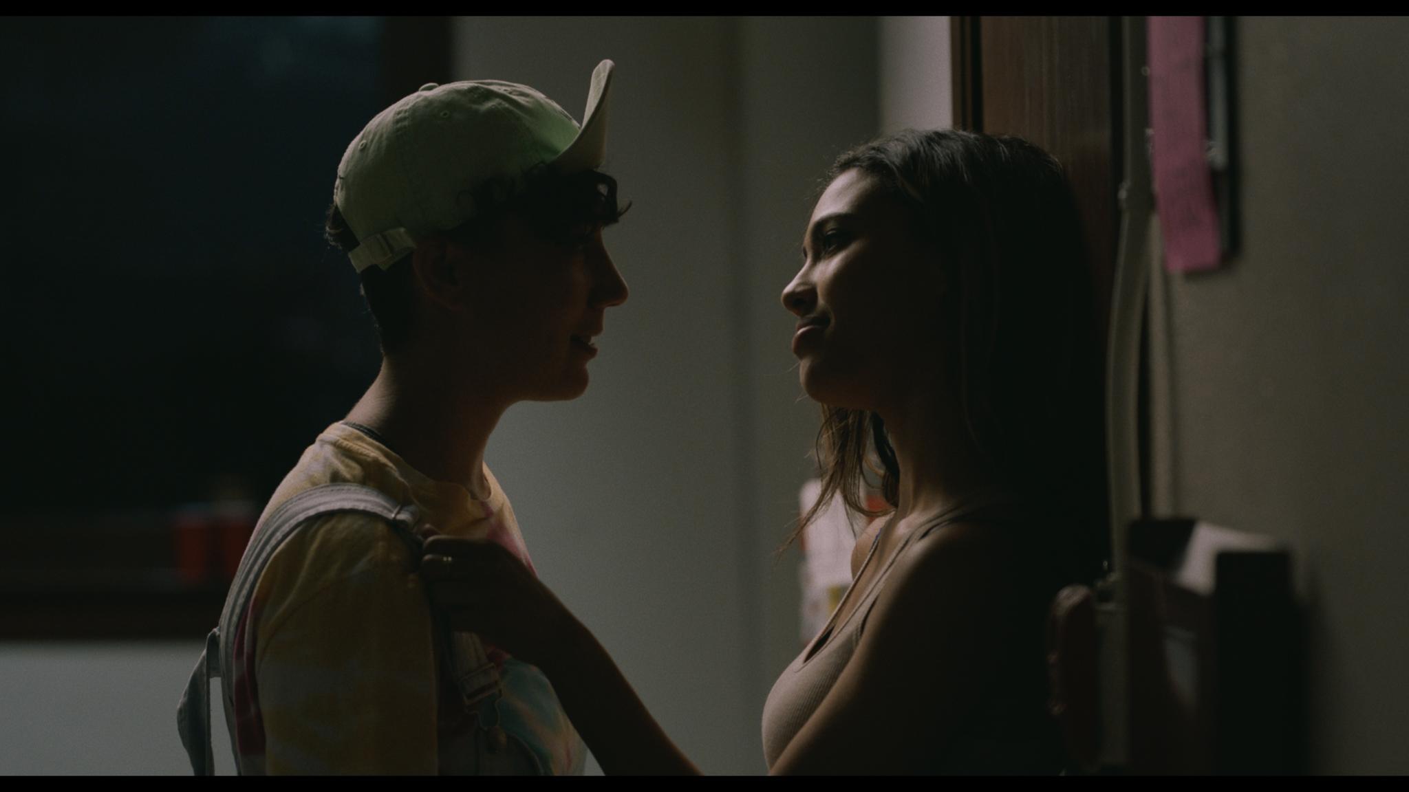 Actors: Victoria Ortiz and Kara Royster (shot by Robin Roemer (robinroemer.com))