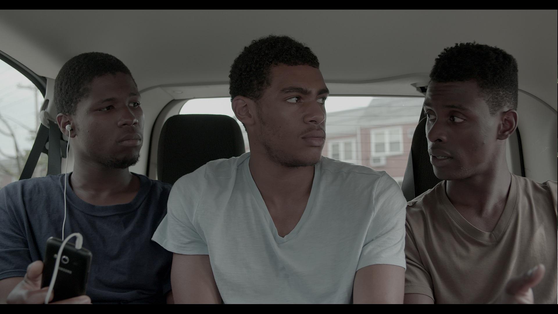 Actors: Jakeem Powell, Leo Bona-Balibar and Andre Ozim