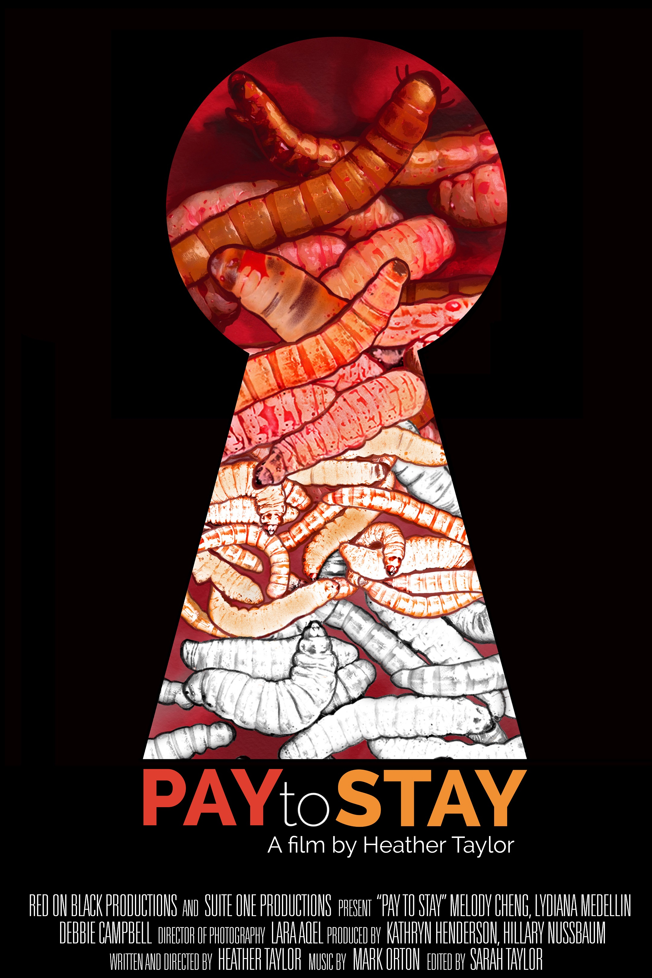 Pay to Stay poster