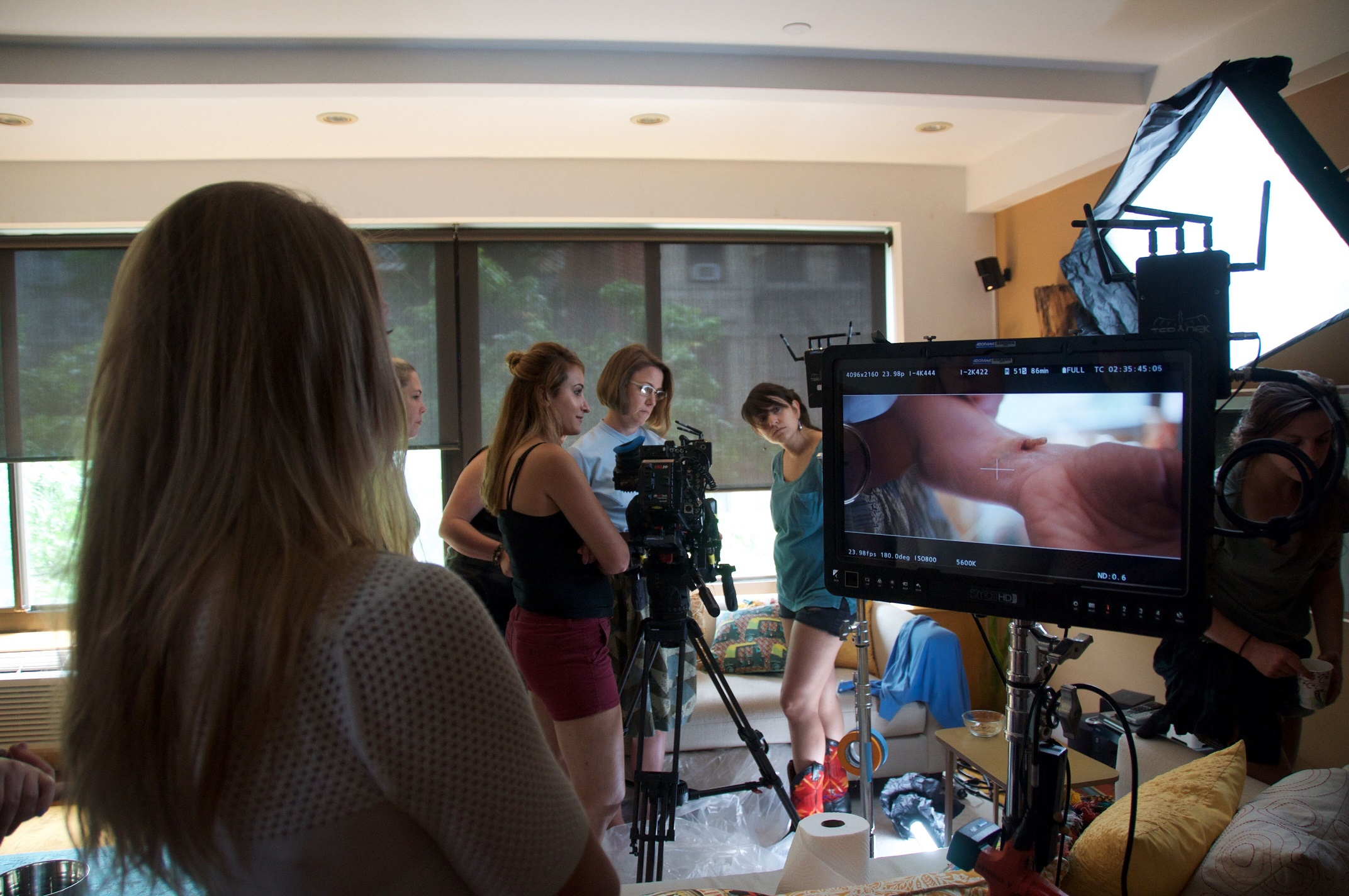 Behind the scenes of Pay to Stay