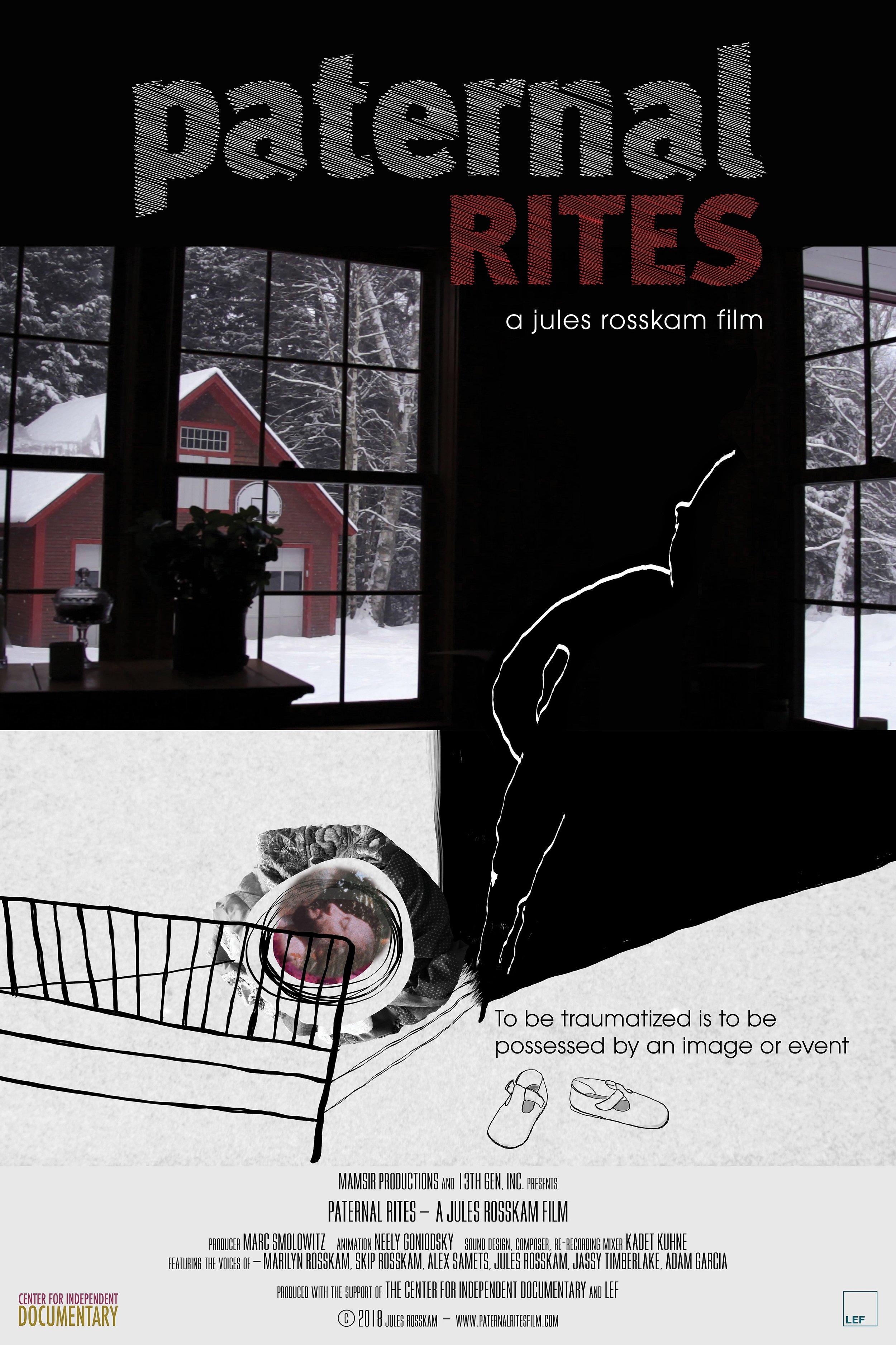 Paternal Rites poster