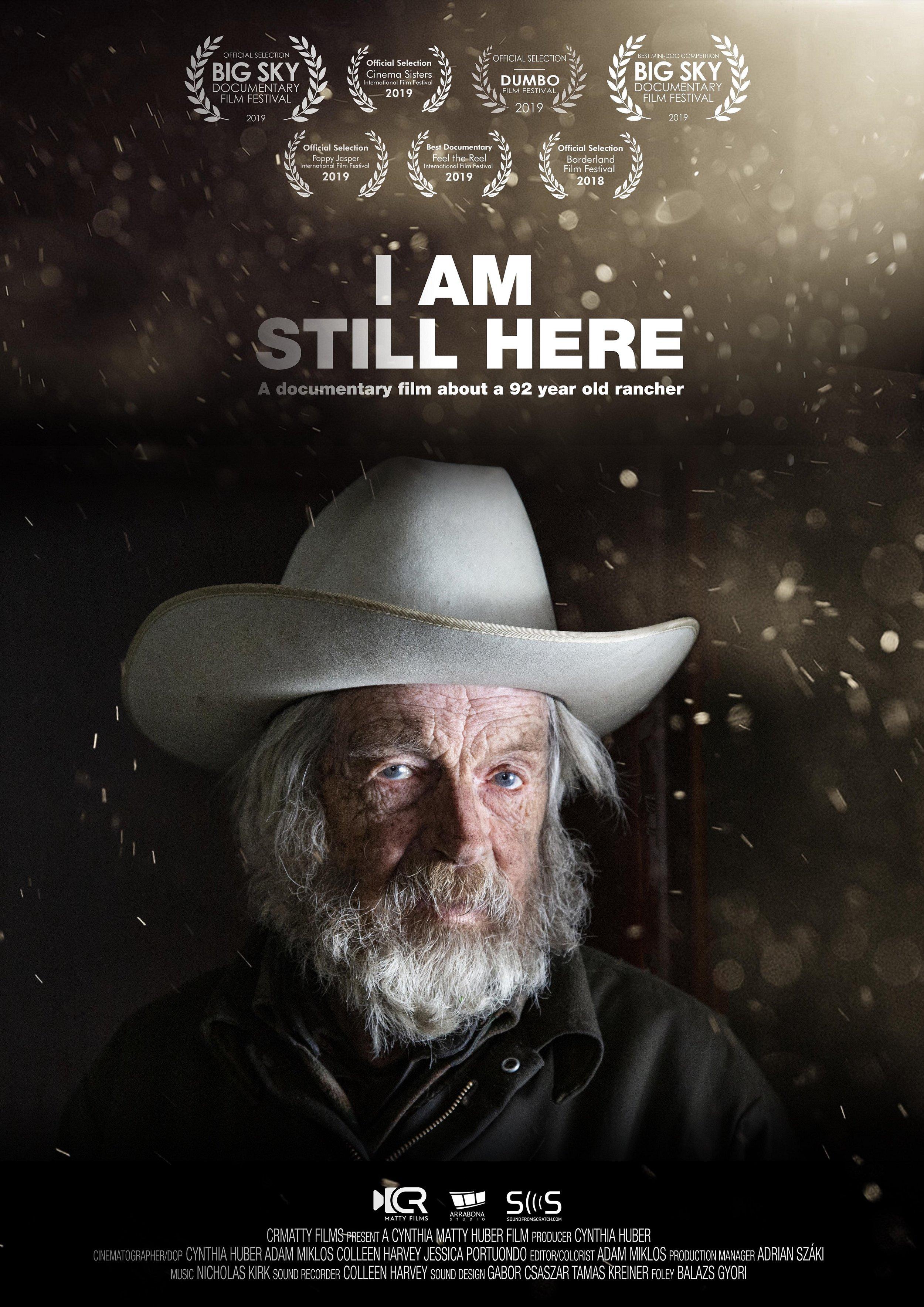 I Am Still Here poster