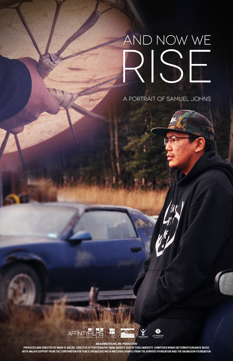 And Now We Rise: A Portrait of Samuel Johns poster