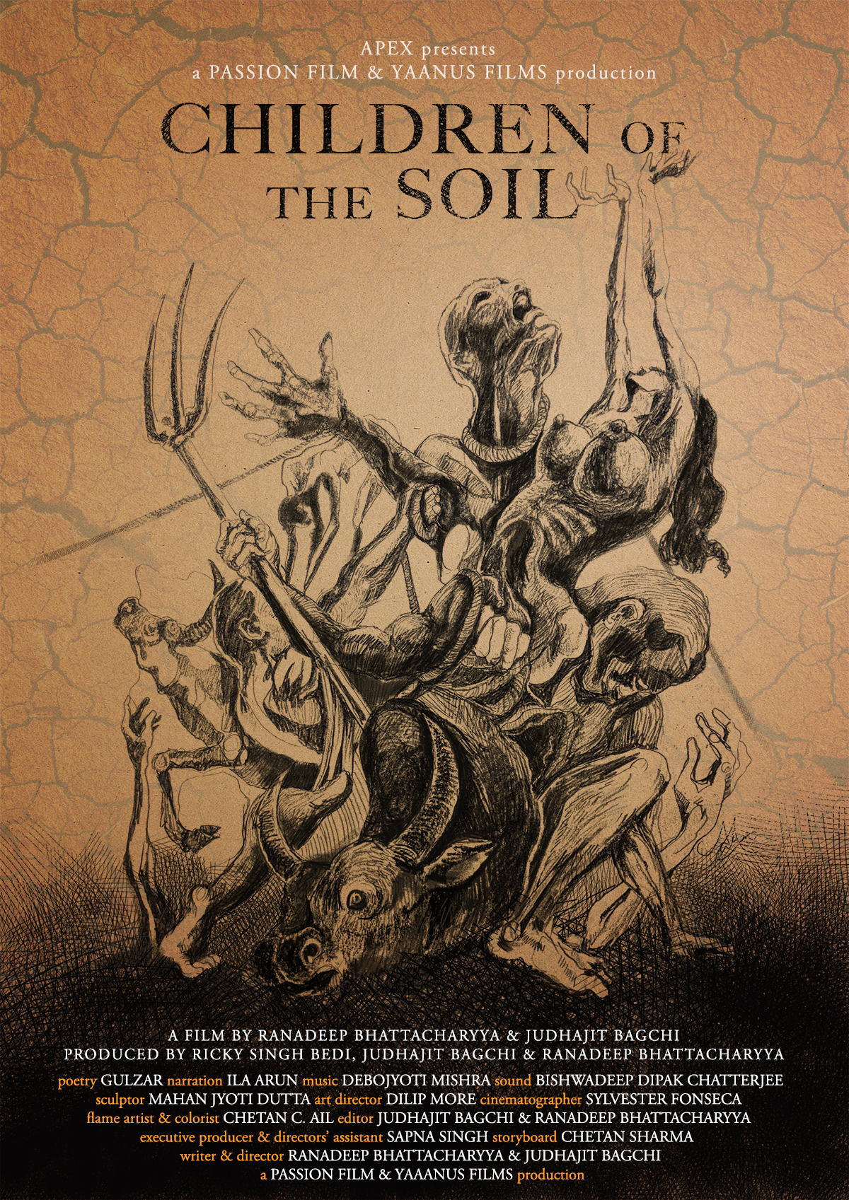 Children of the Soil poster