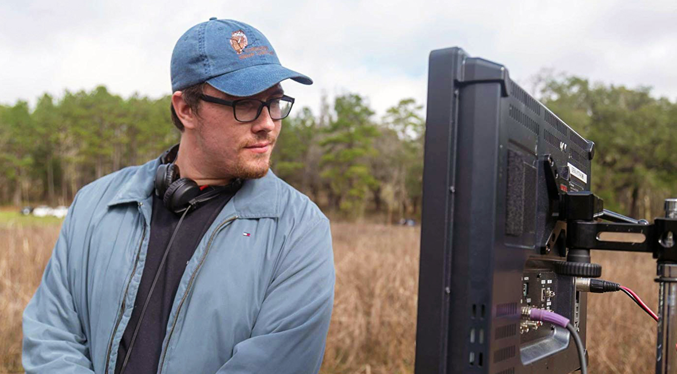 Writer/Director Nicholas Markart