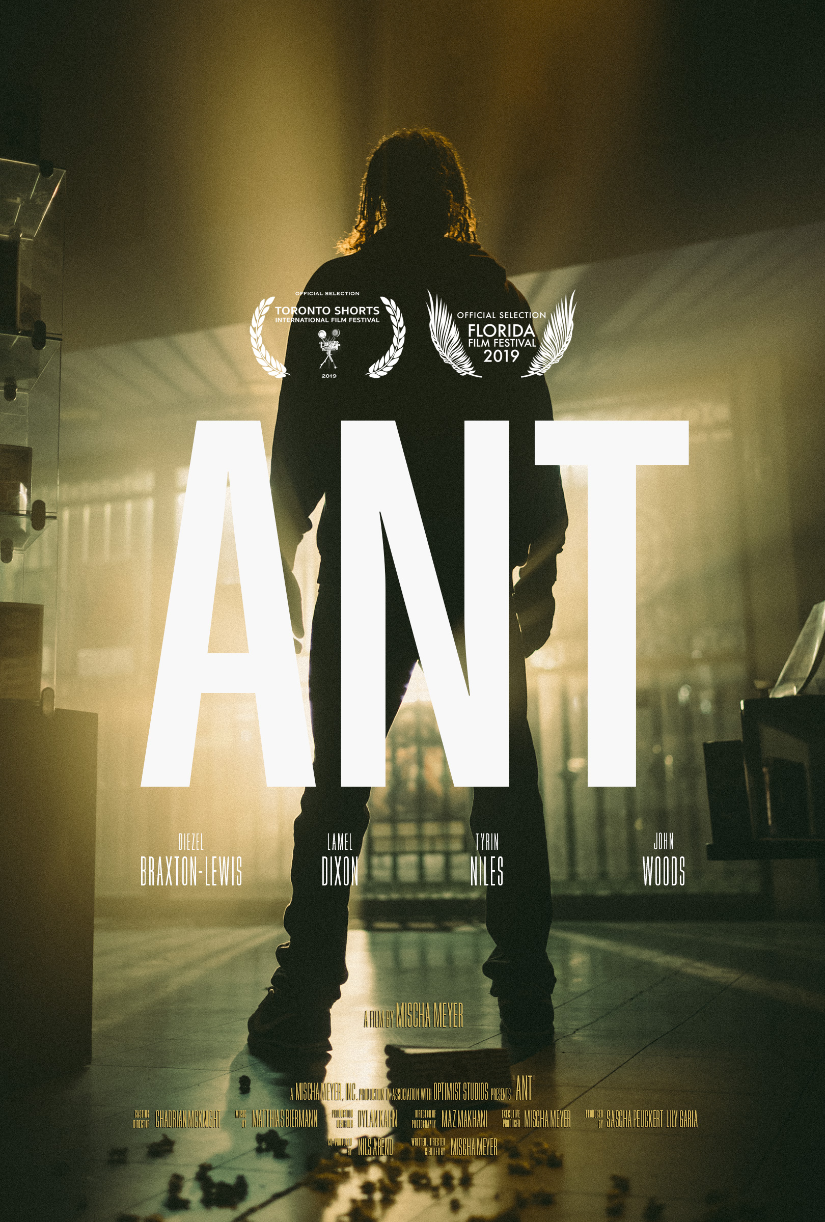 Ant poster