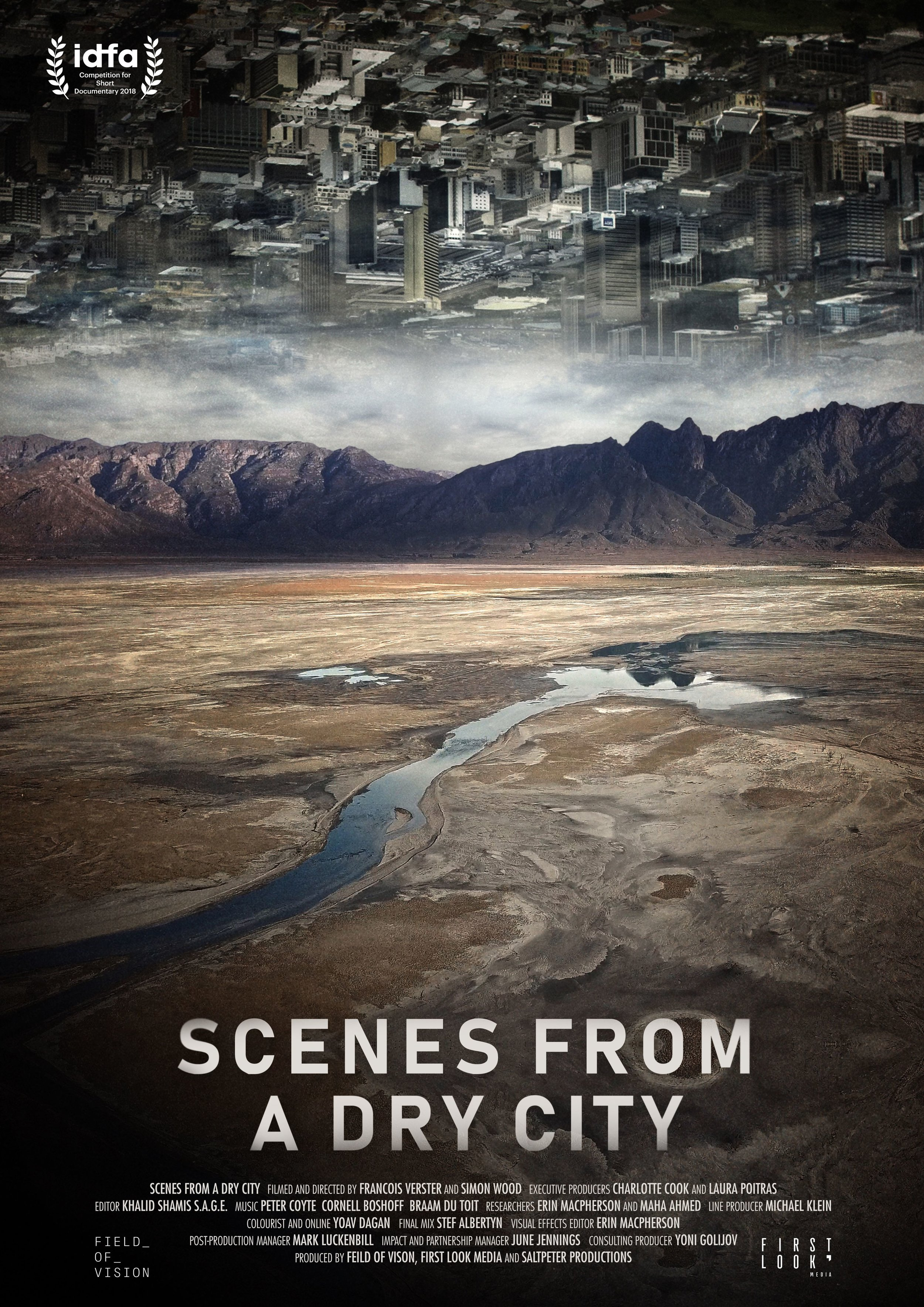 Scenes from a Dry City poster